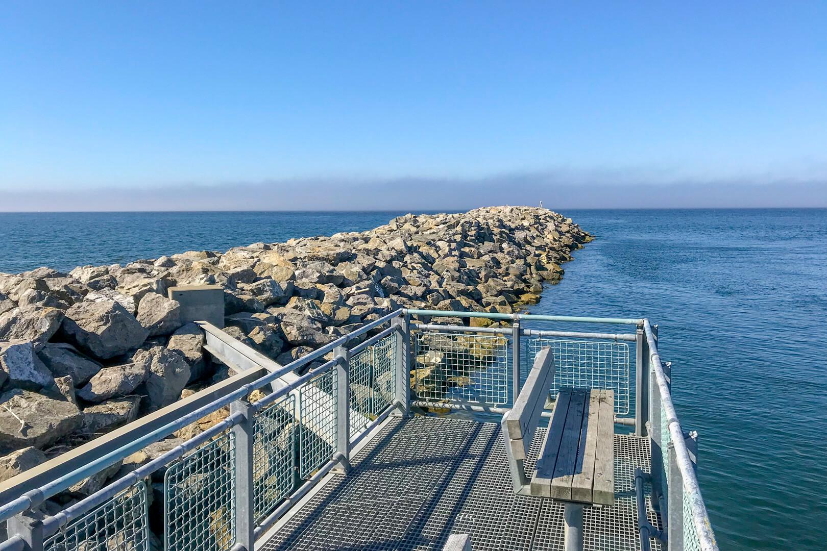 Jetée Matane quai vieux port
