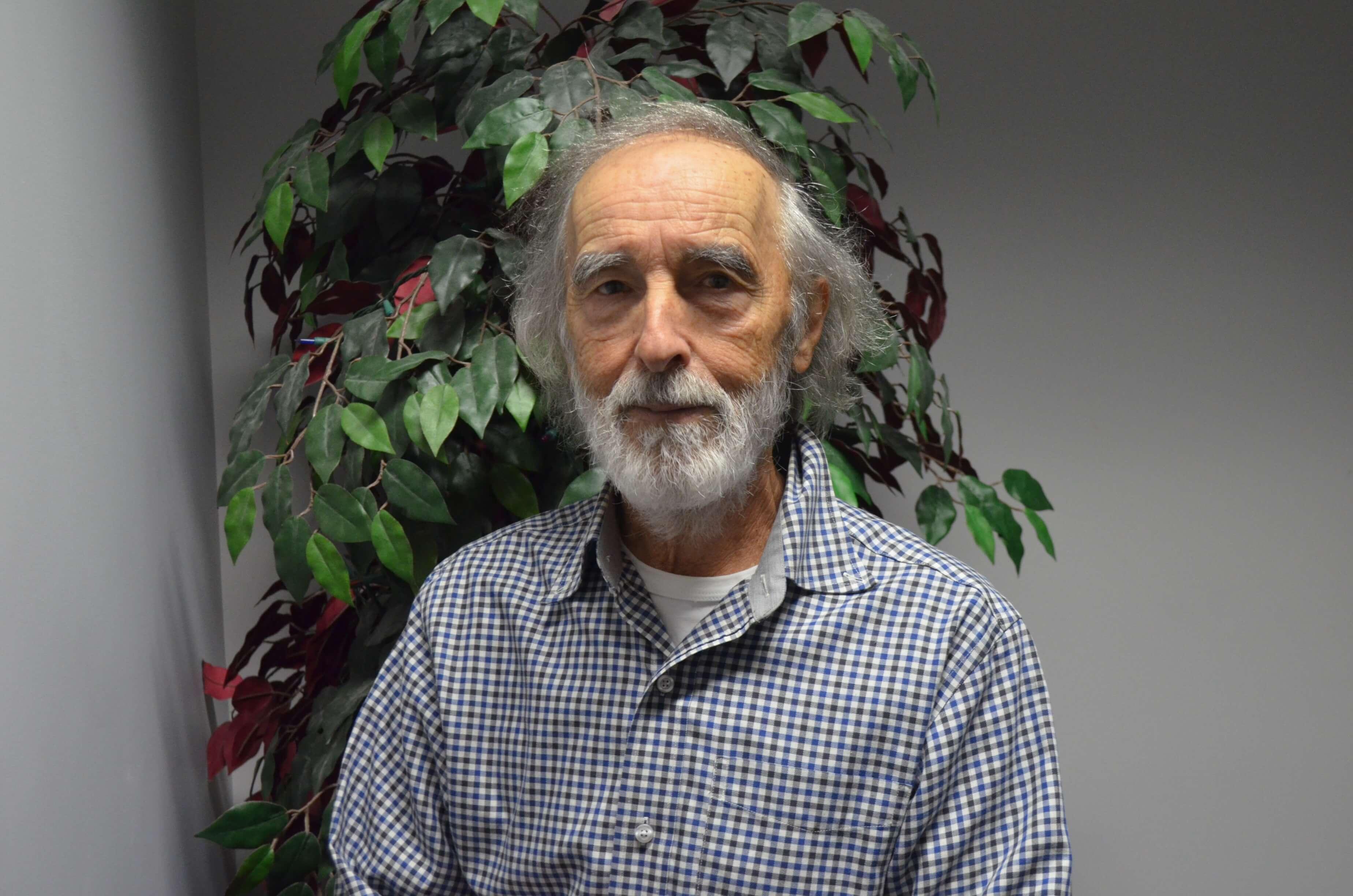 L'ex-enseignant Léopold Michaud publie « Ce que la vie m'a appris »
