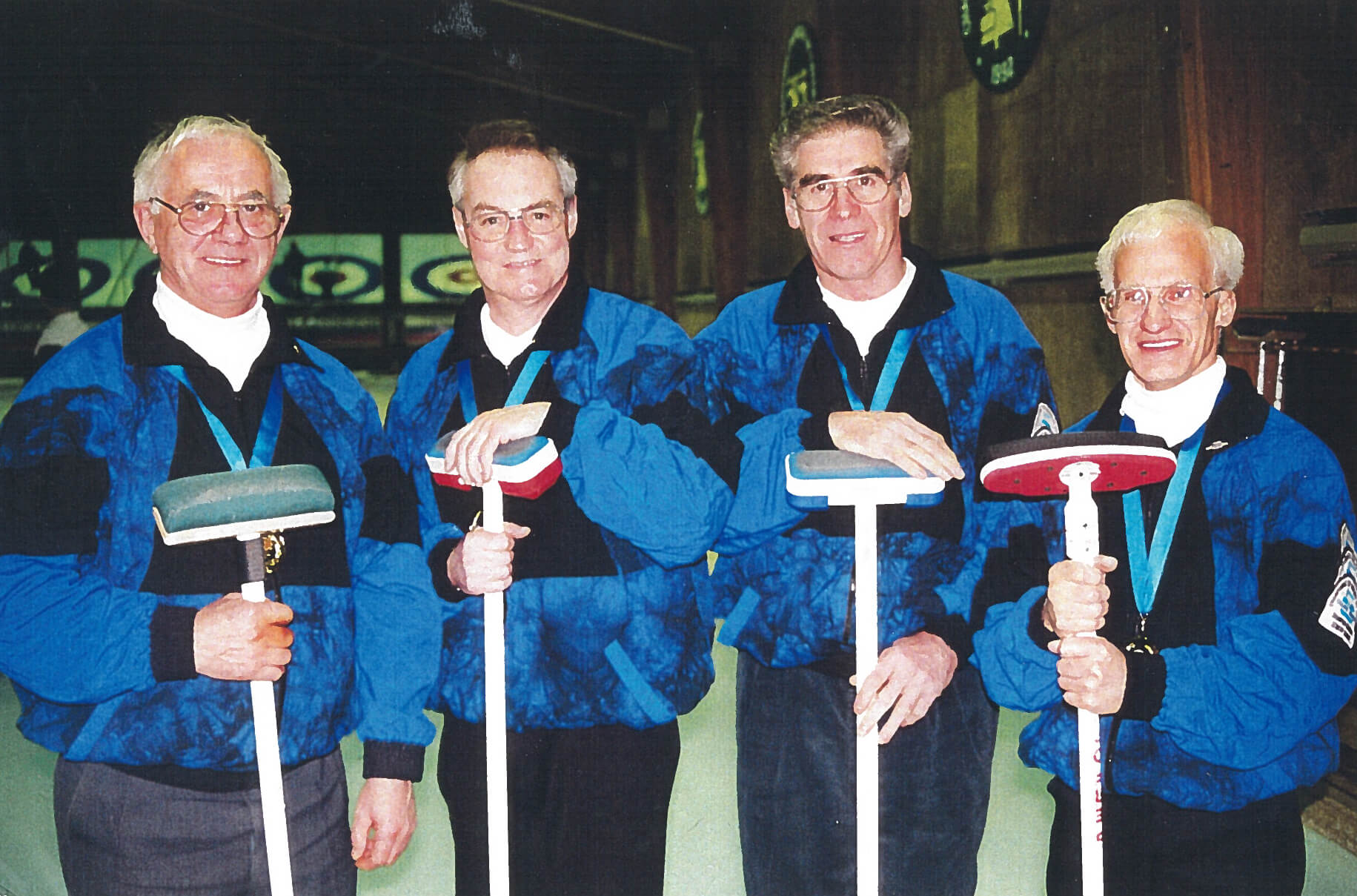 Claude Noel équipe senior