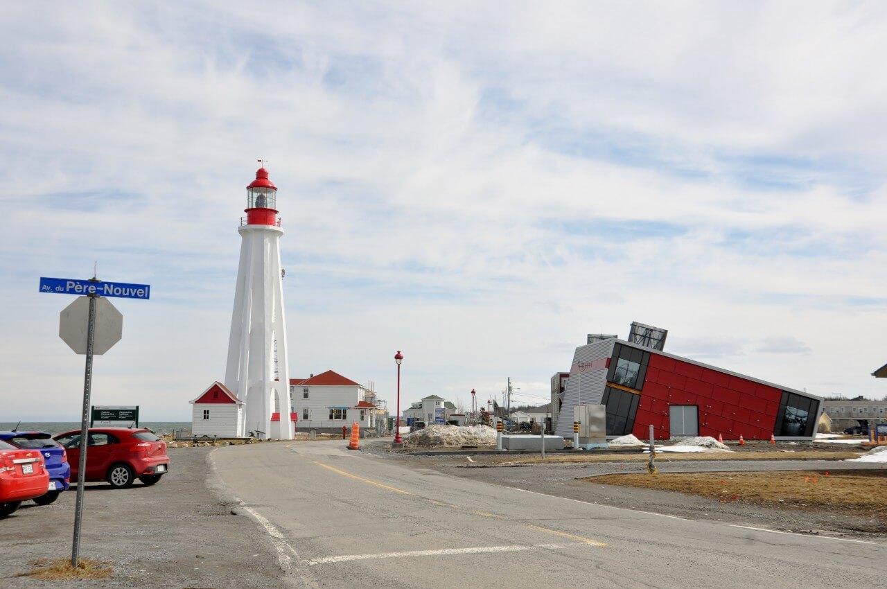 Une visite guidée de soirée du phare de Pointe-au-Père pour la Journée des phares