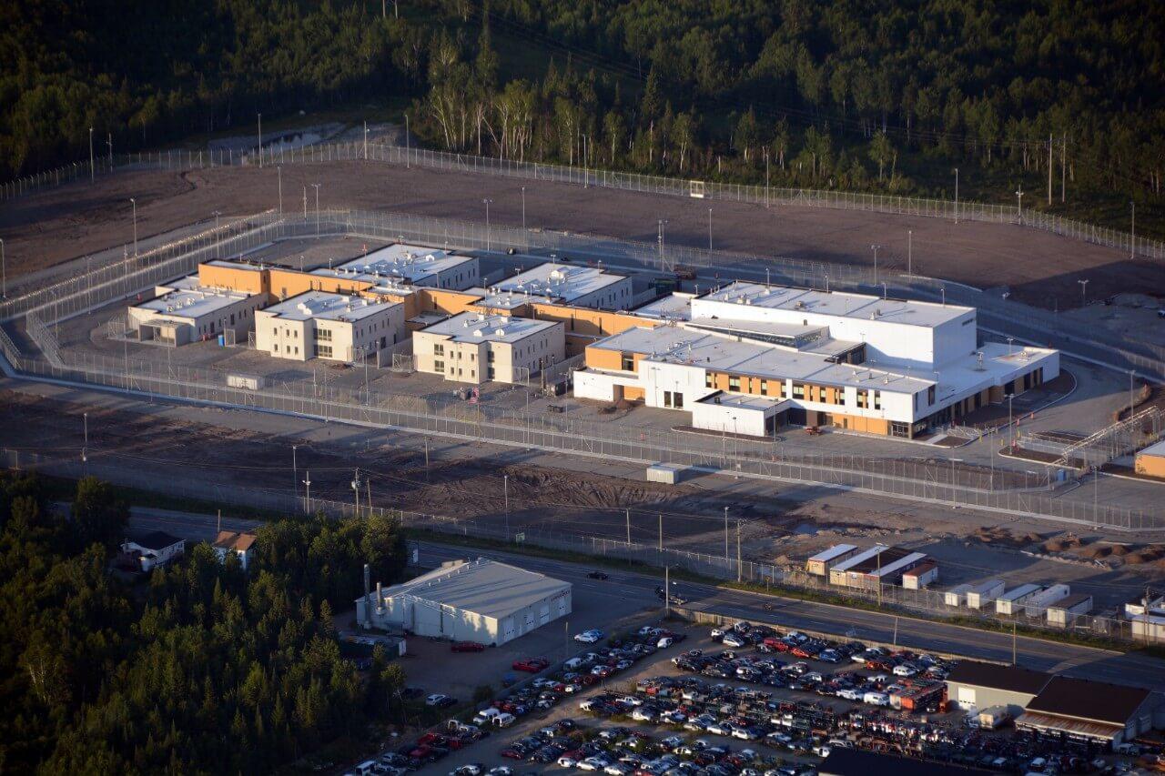 La Sécurité publique s'apprête à prendre possession de la prison