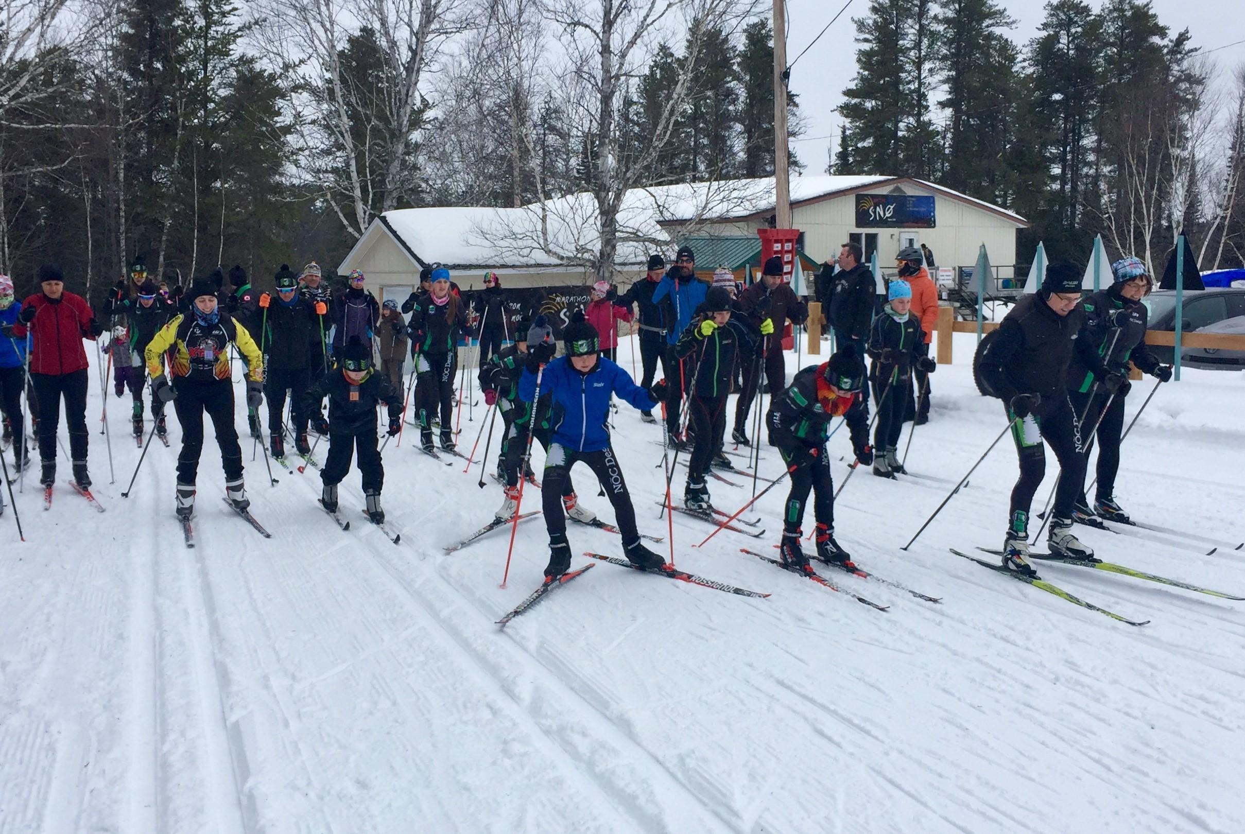 Festival SNO ski fond