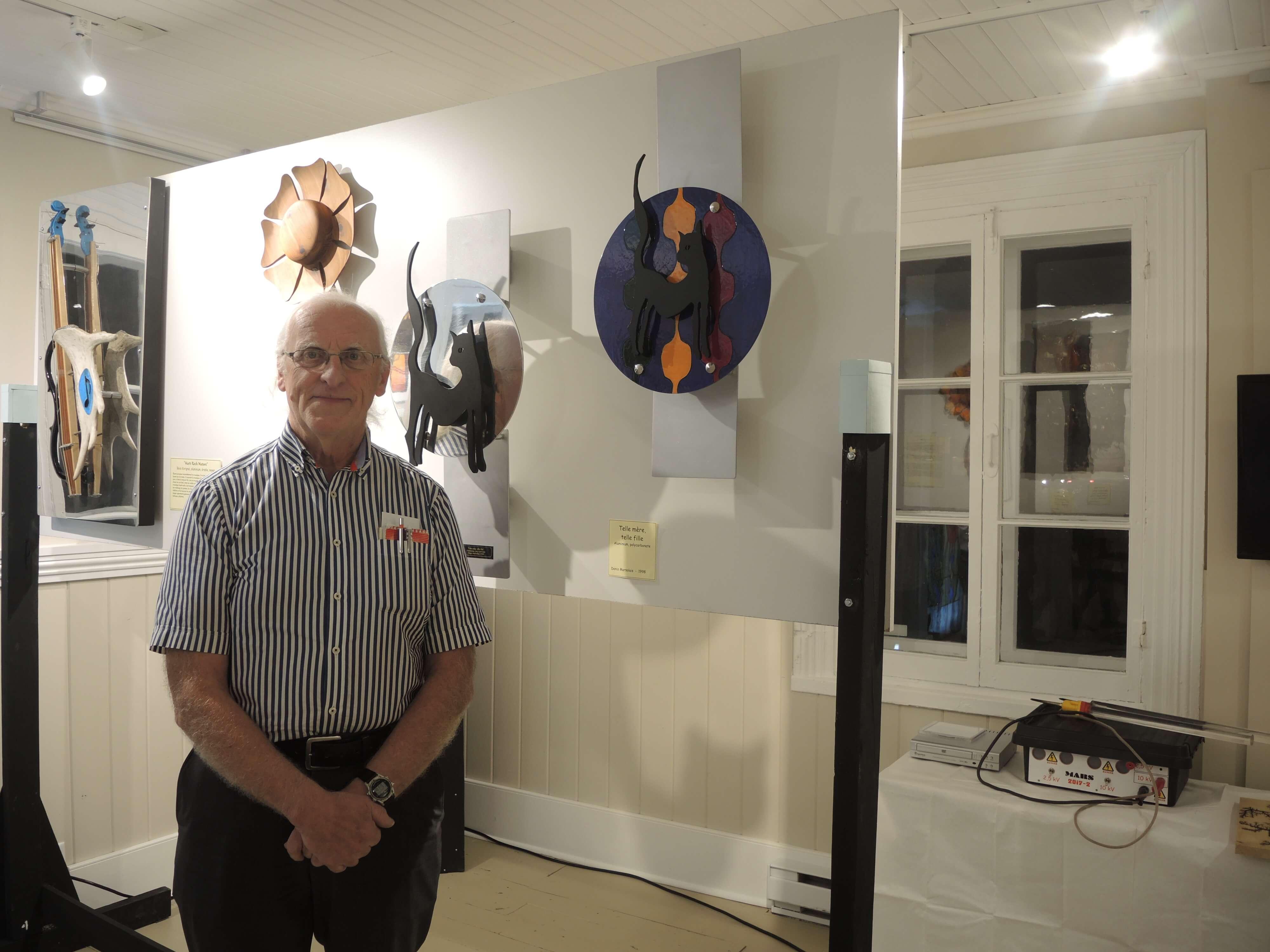Denis Marsolais Sculpteur