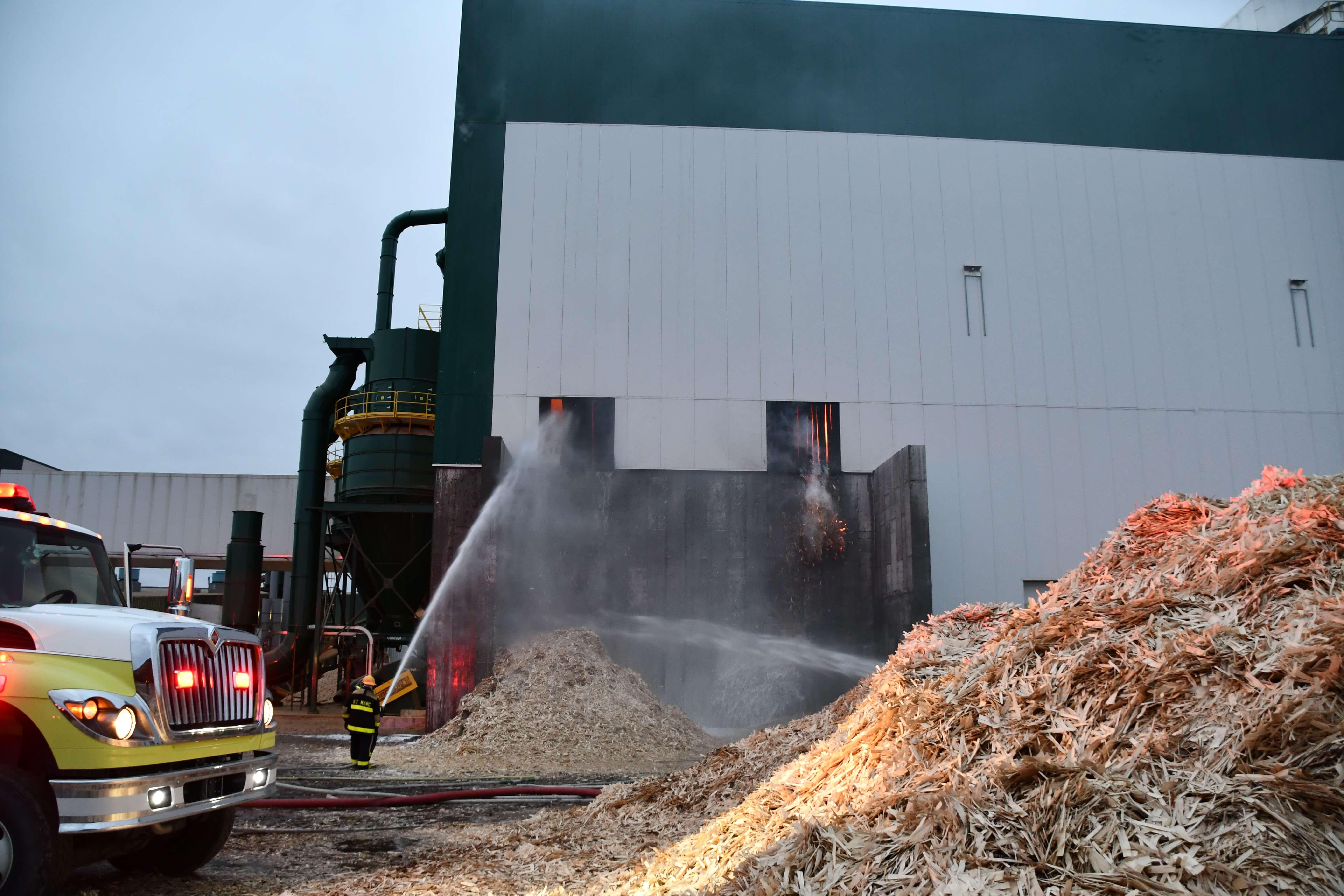 Incendie Forex Amos