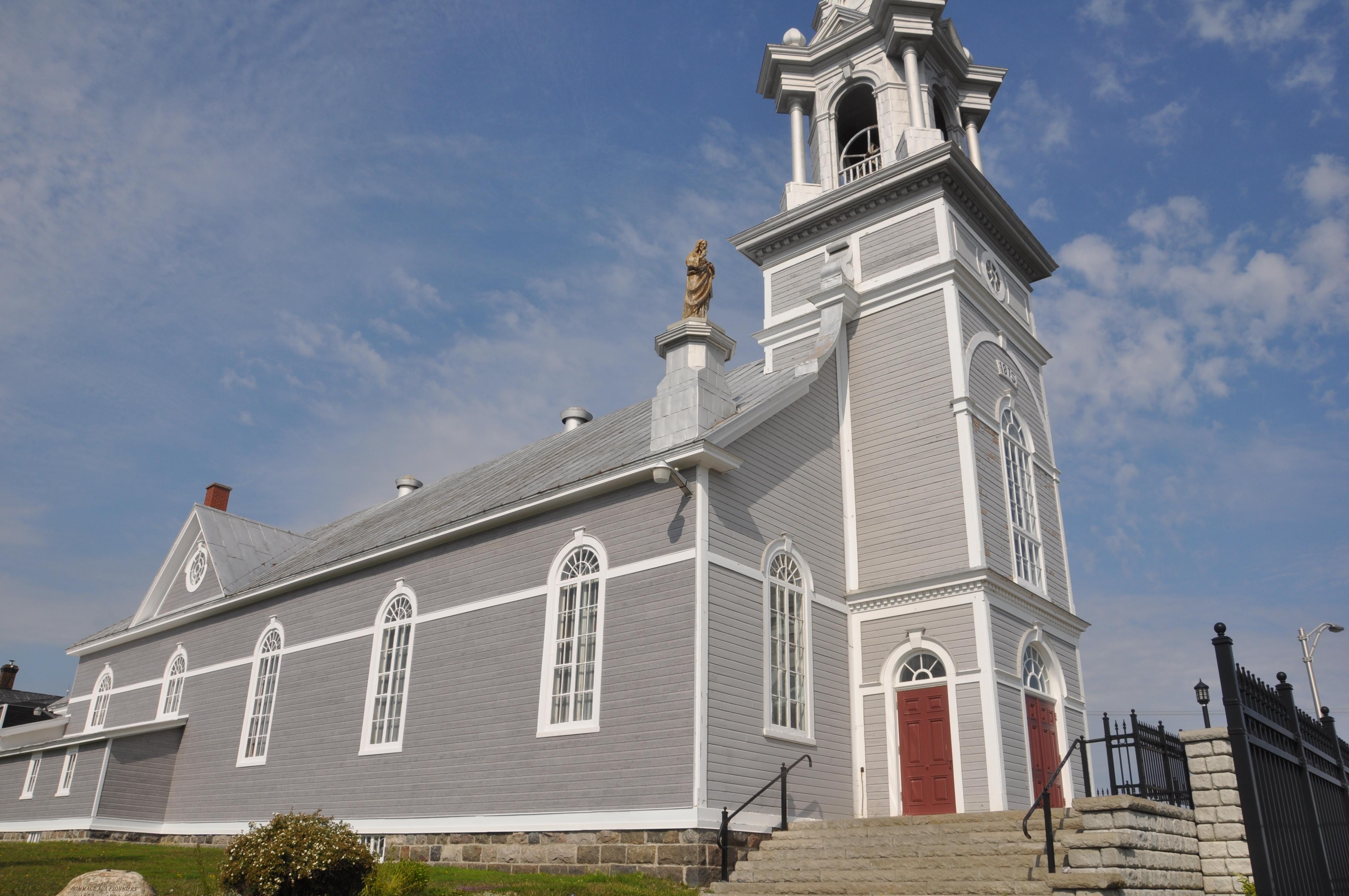 Église de Saint-Joseph-de-Lepage