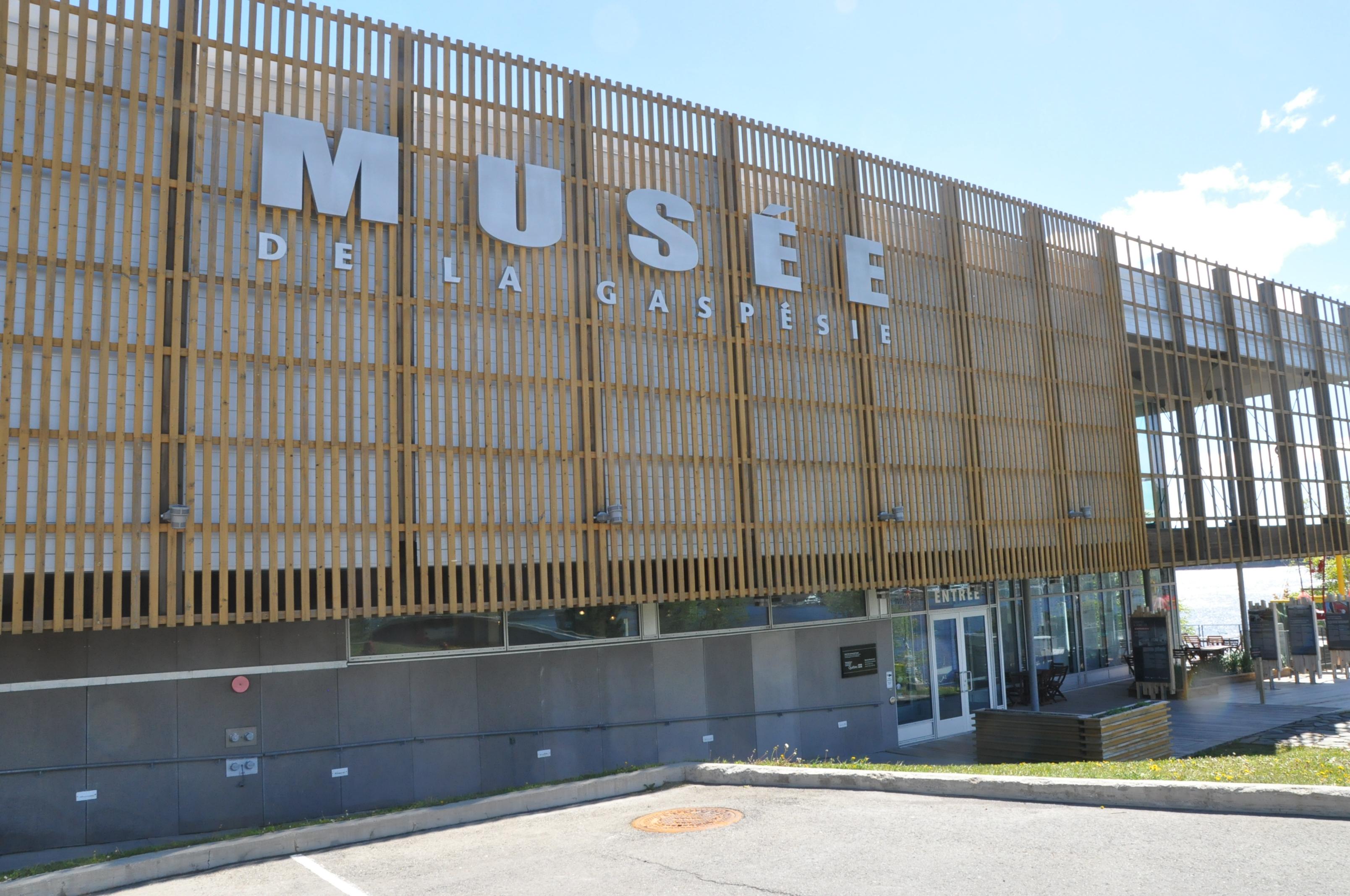 Musée Gaspésie