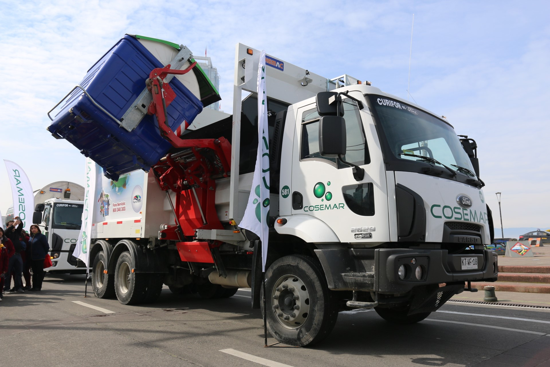 camion Cosemar