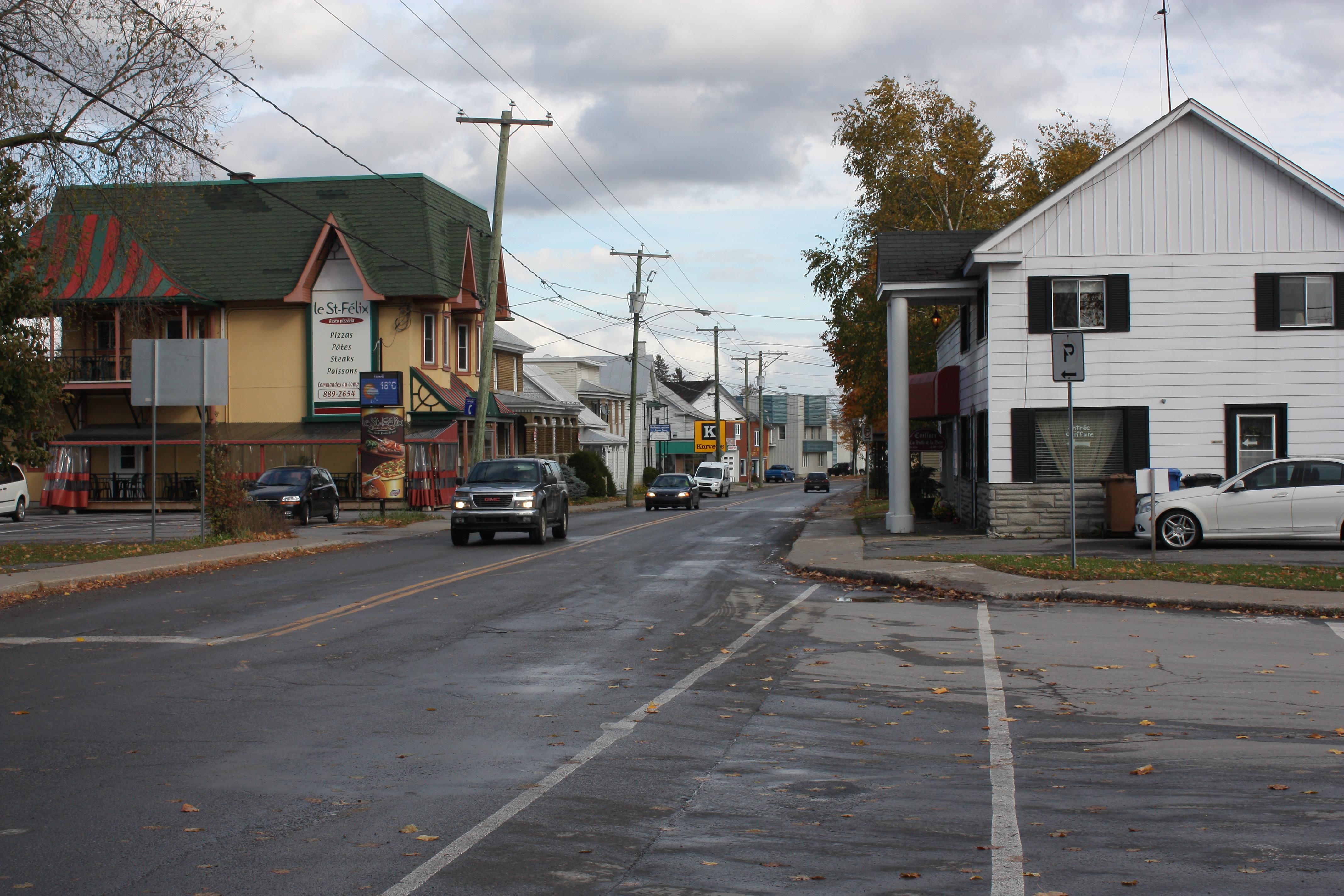rue Principale Saint-Félix