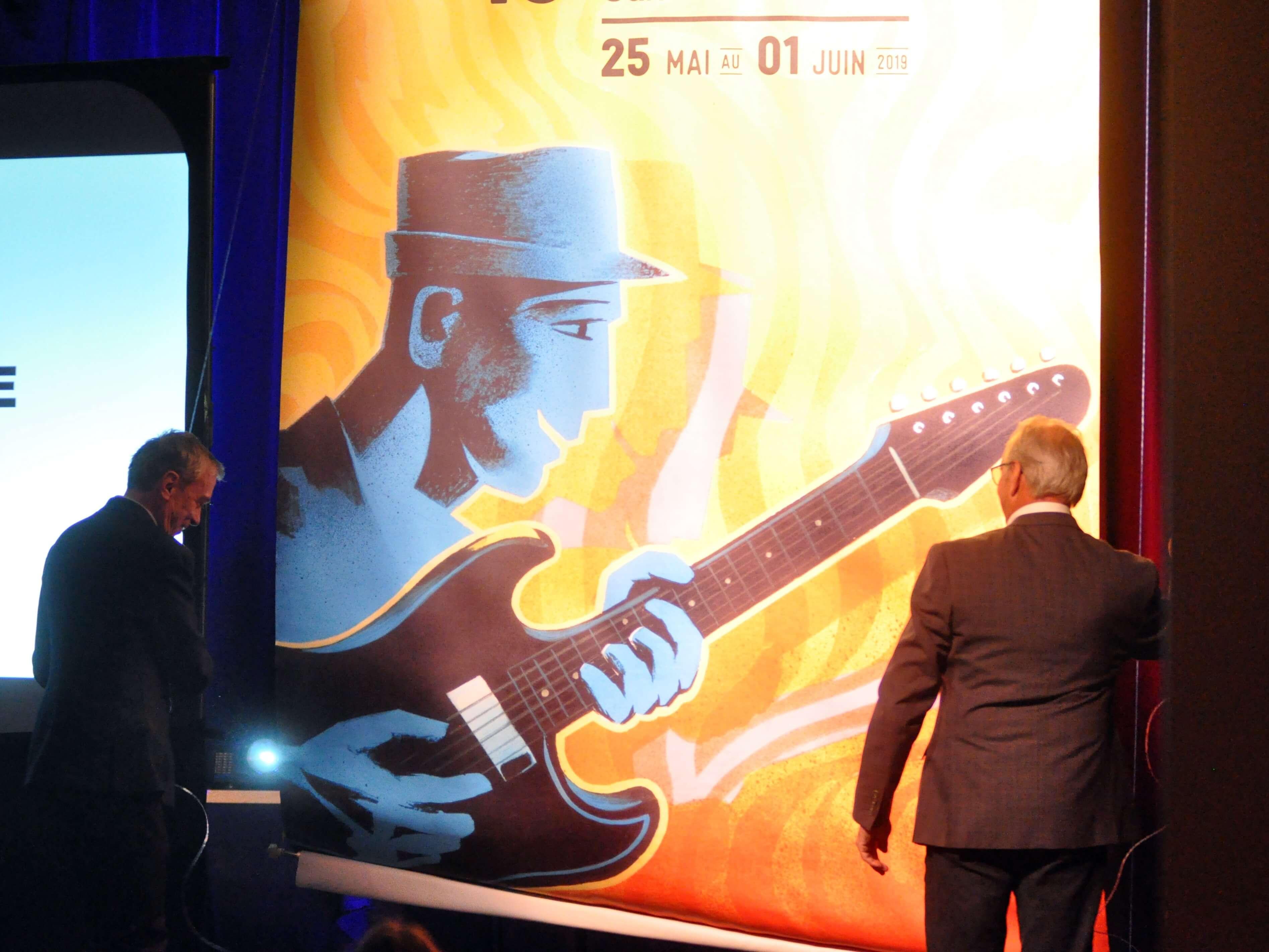 Festival Guitares du Monde Affiche