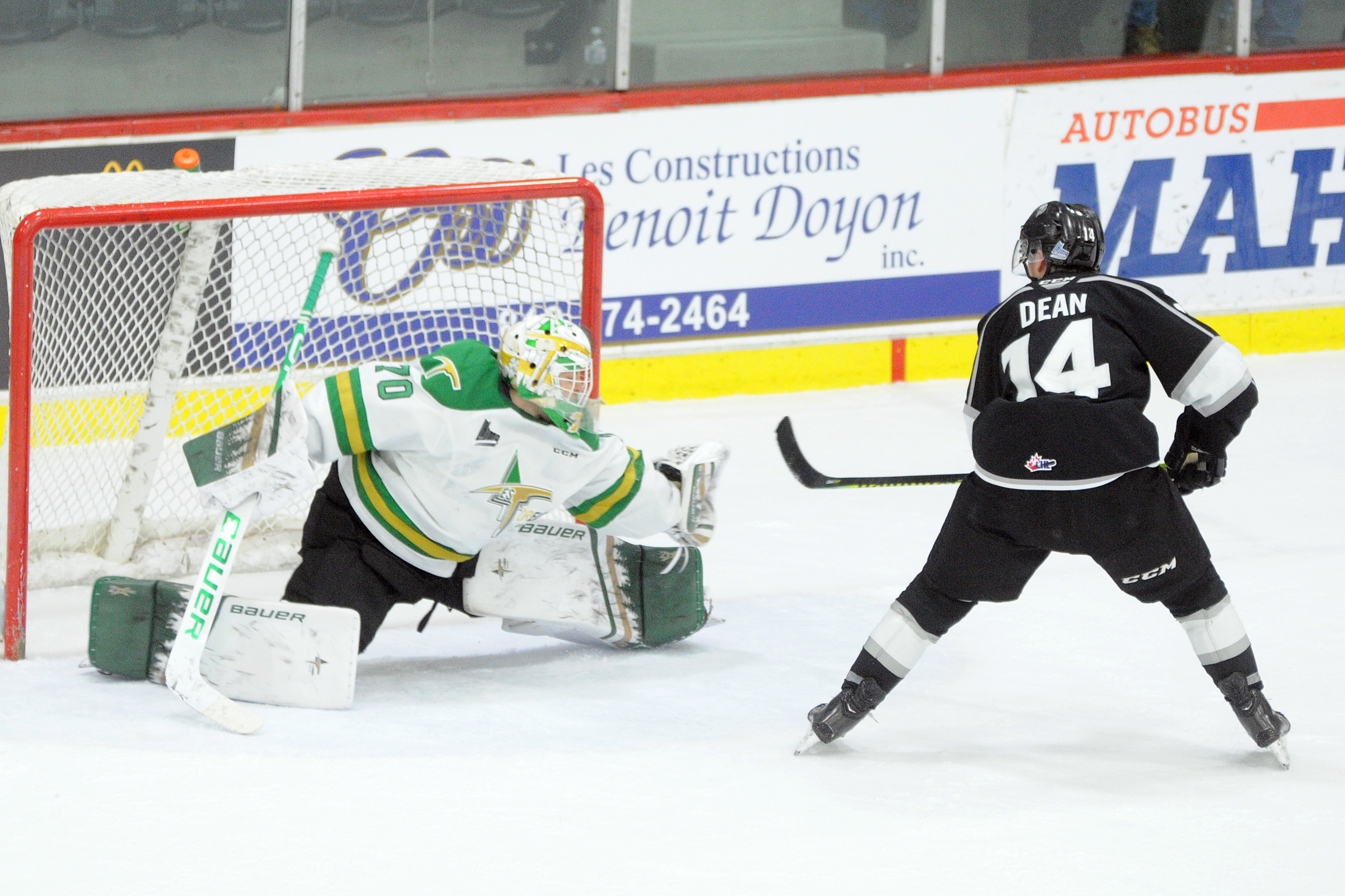Foreurs Val-d'Or - Olympiques Gatineau
