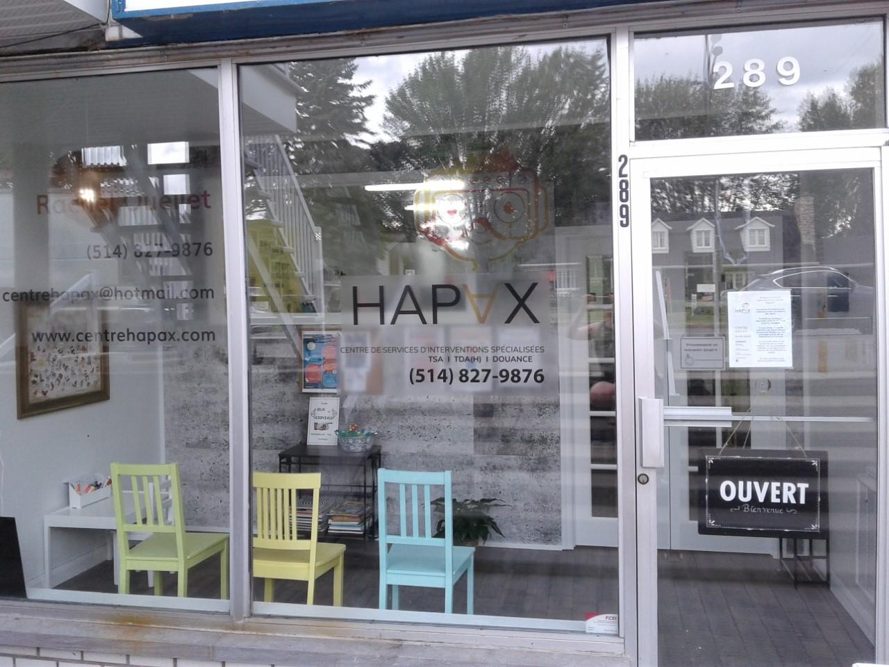 Centre Hapax