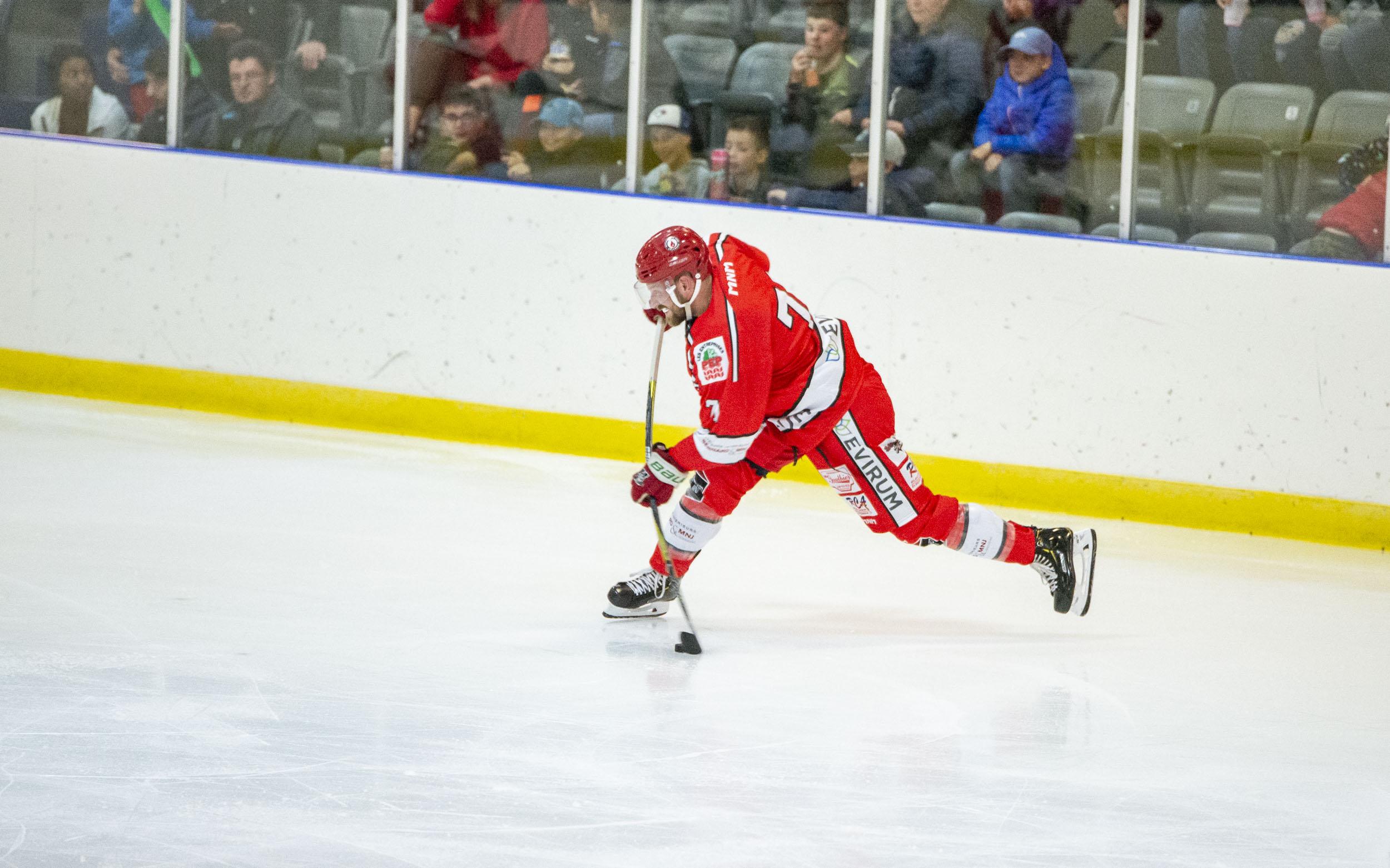 En septembre la Matanie est hockey LNAH 3L Rivière-du-Loup Prédateurs de Laval Matane Colisée Béton Provincial