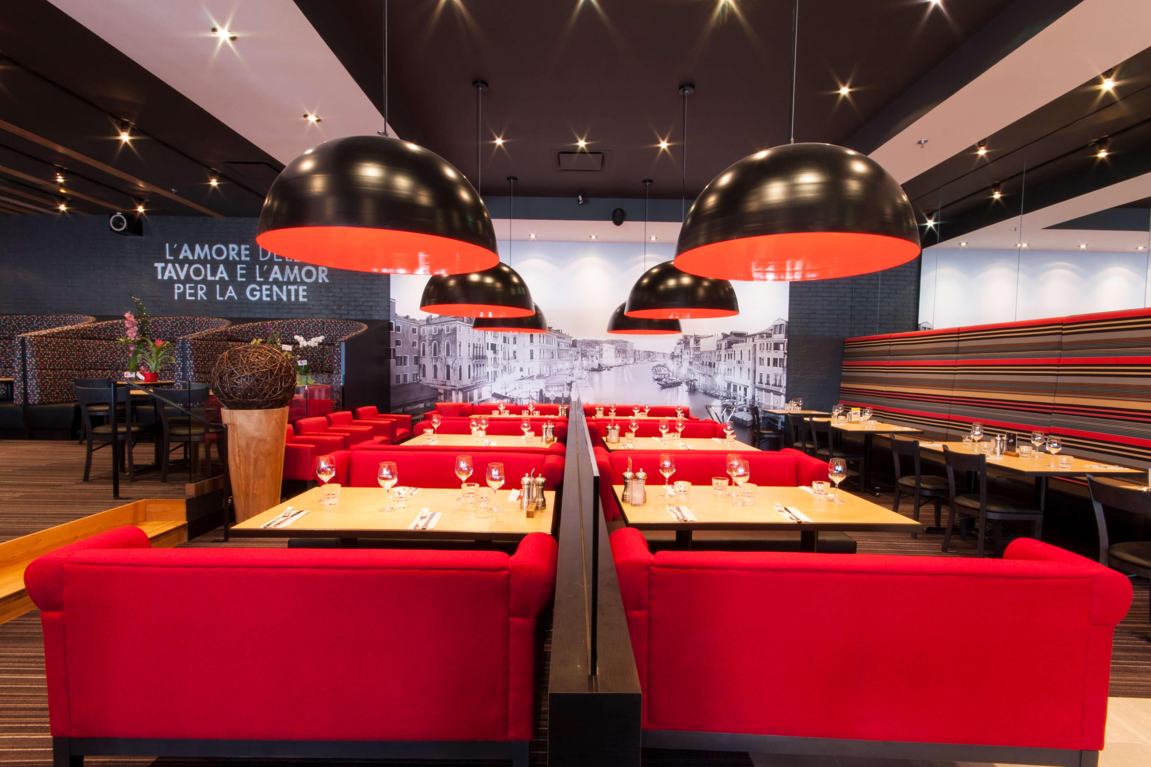 Les restaurants Pacini changent d'image