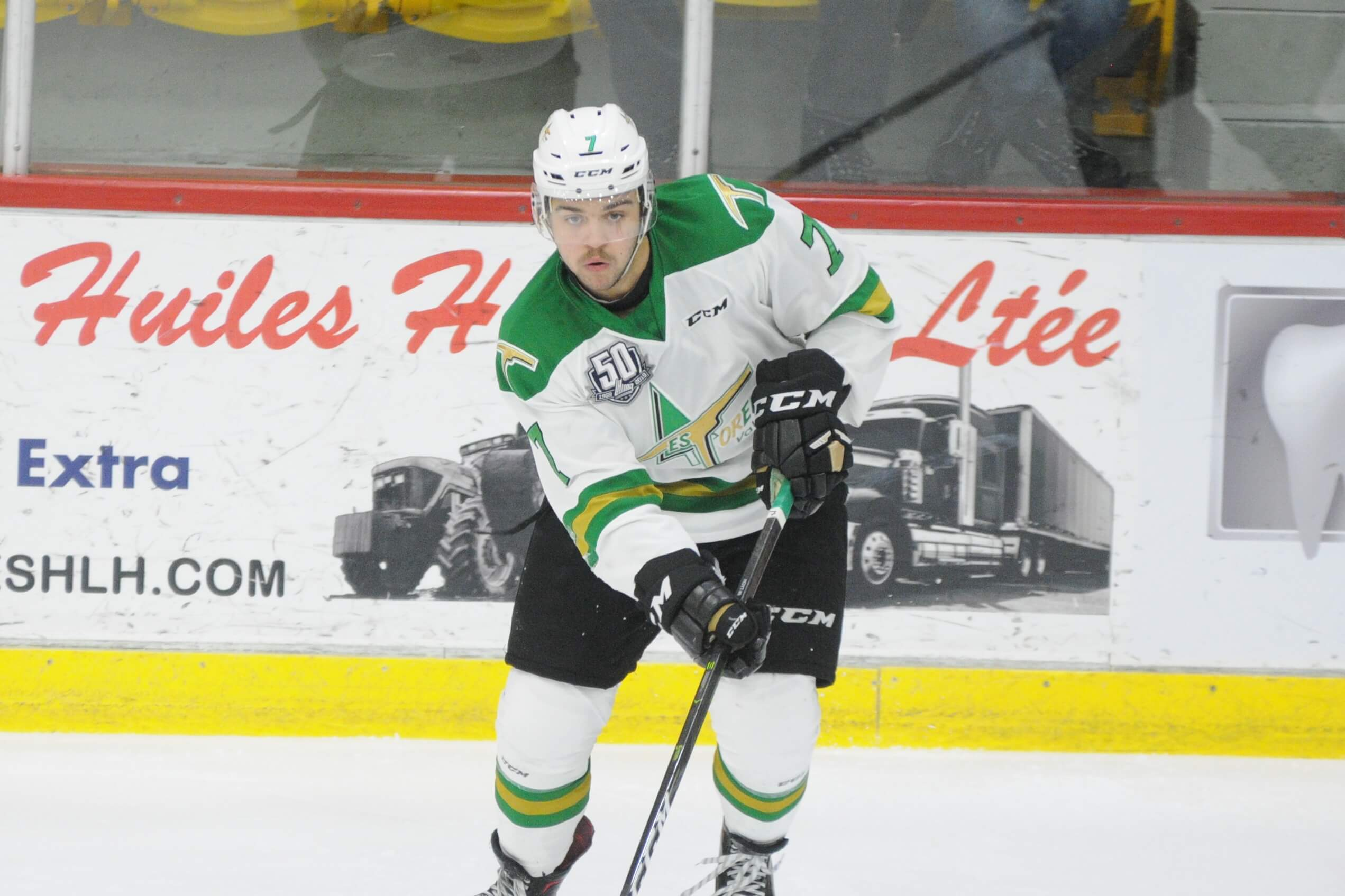 Peyton Hoyt - Foreurs Val-d'Or