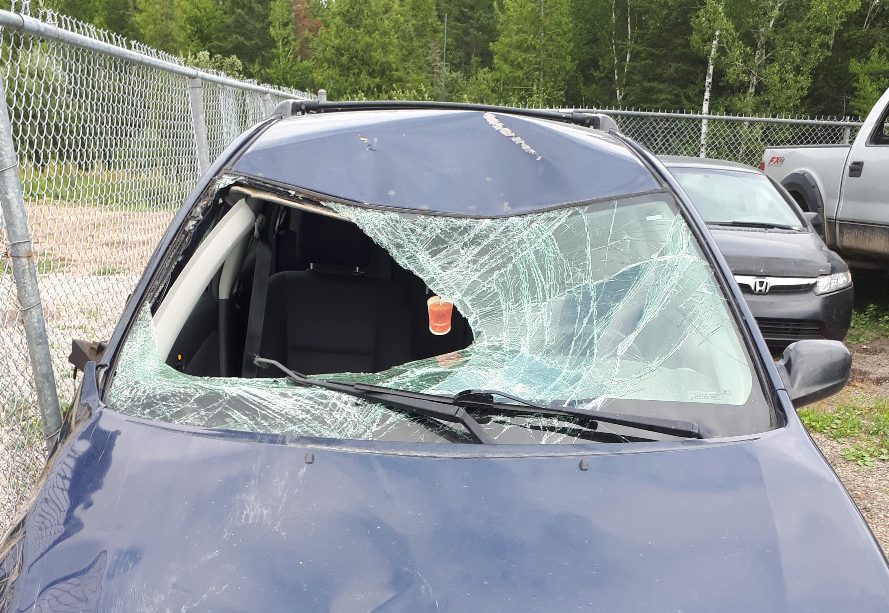 Accident orignal Causapscal