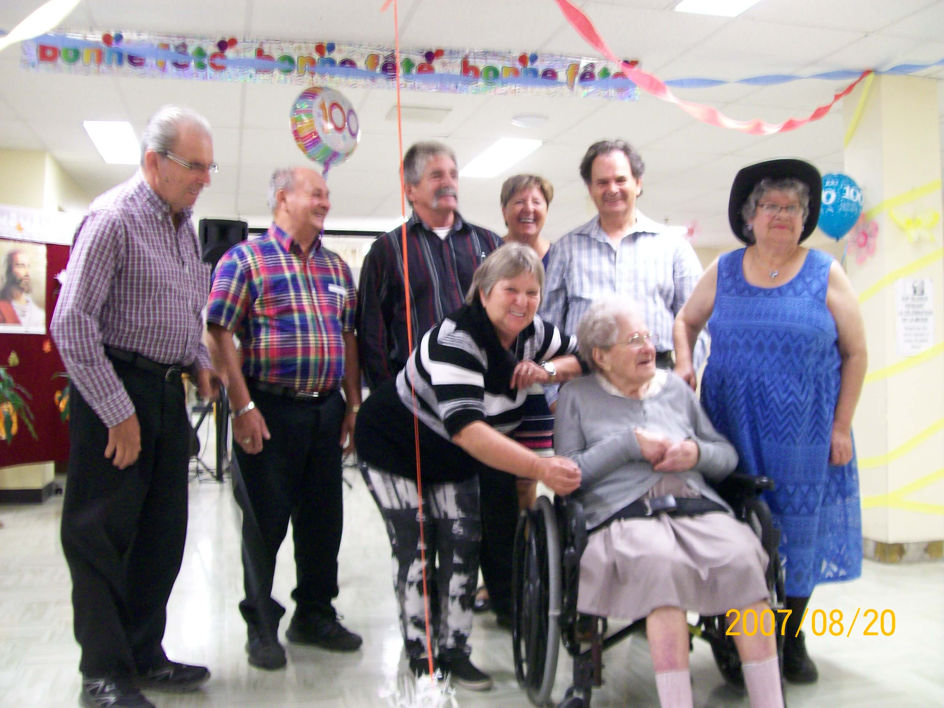 La Matanie compte une nouvelle centenaire parmi ses rangs