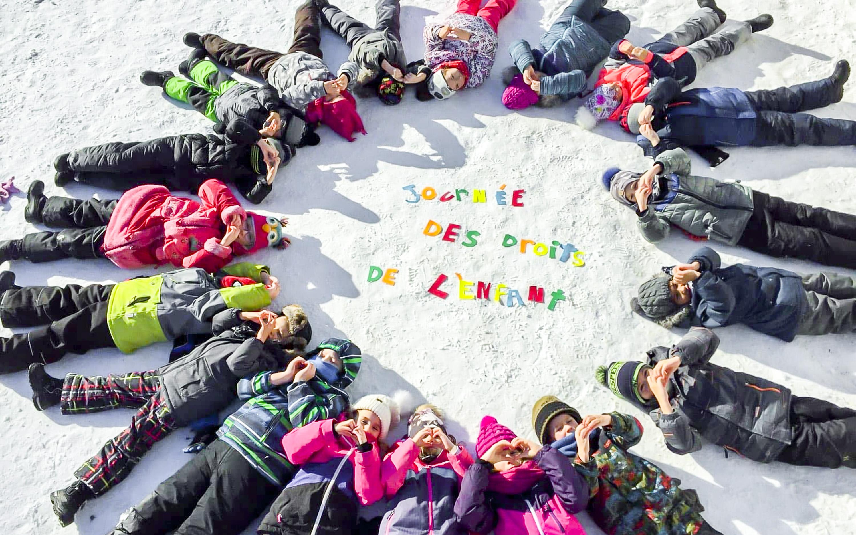 Journée des droits de l'enfant Saint-Ulric