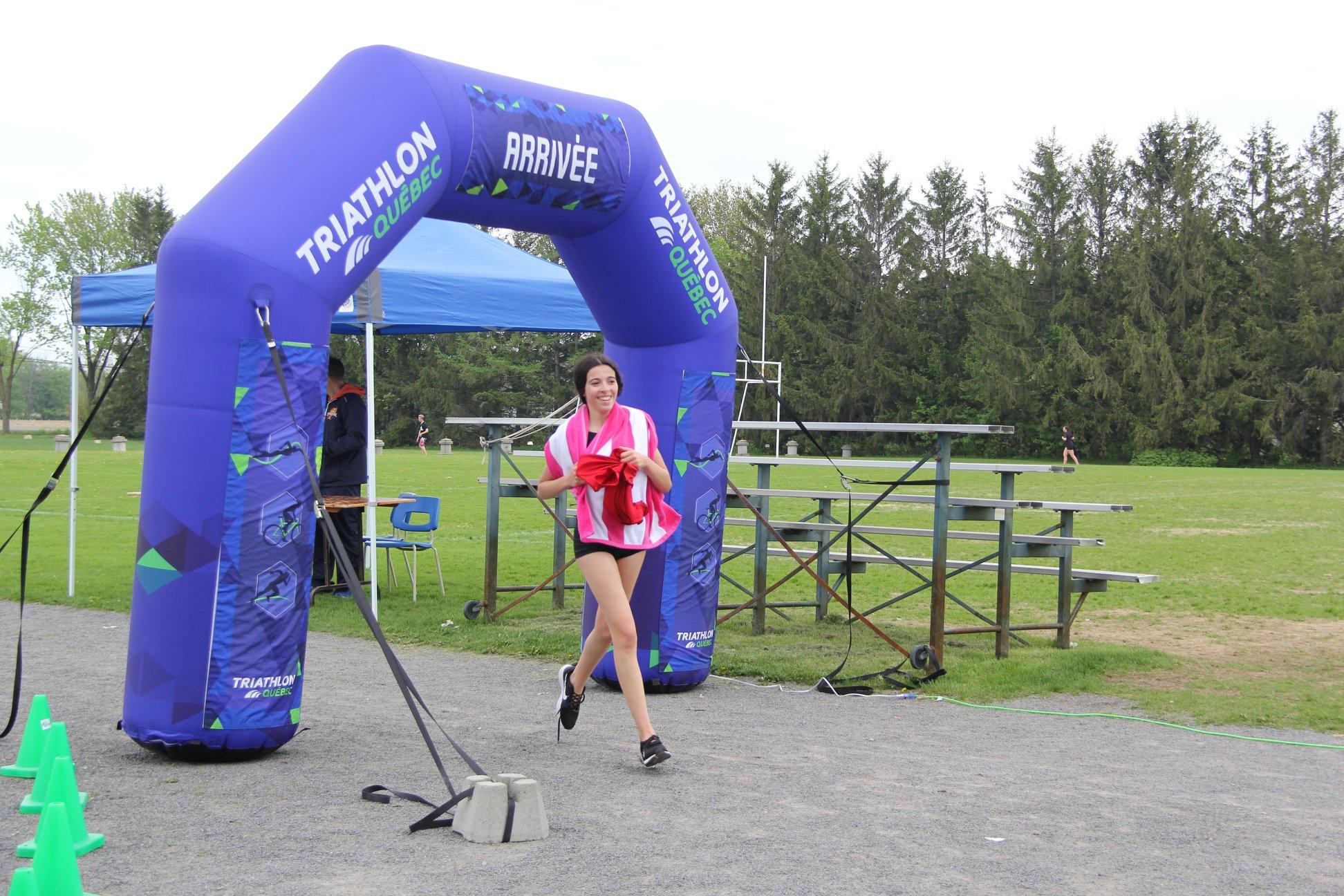 Triathlon Julie-Pothier