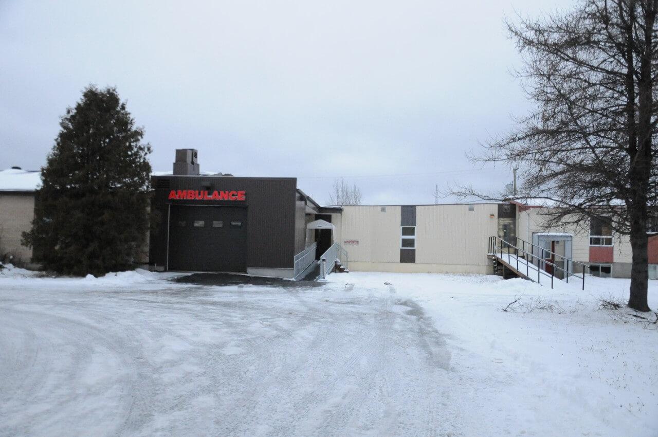 Centre de santé de Senneterre