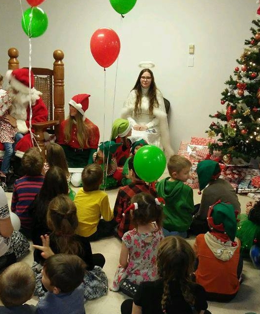 Souper de Noël Maison des Familles de La Matapédia