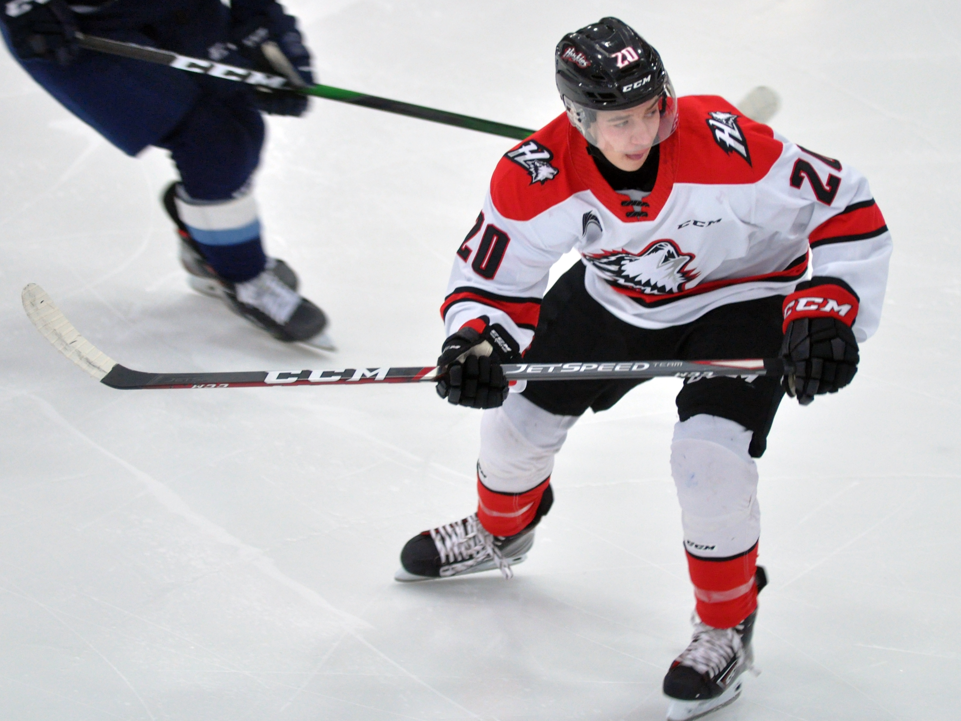 Anthony Turcotte Huskies Rouyn-Noranda