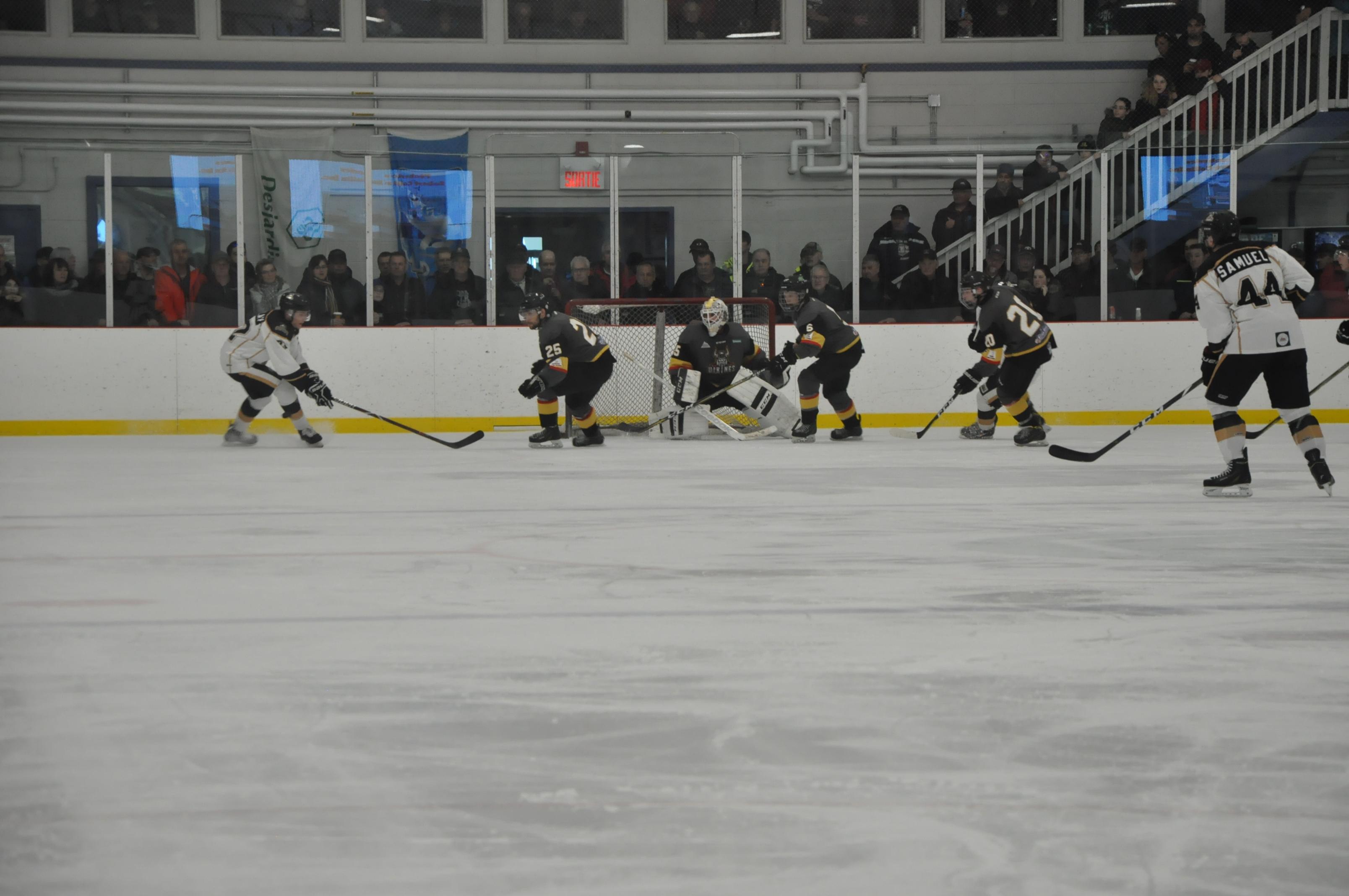 Hockey senior