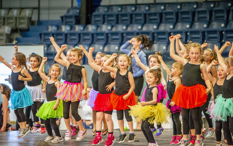 Et que ça danse Matane école de danse spectacle camp estival