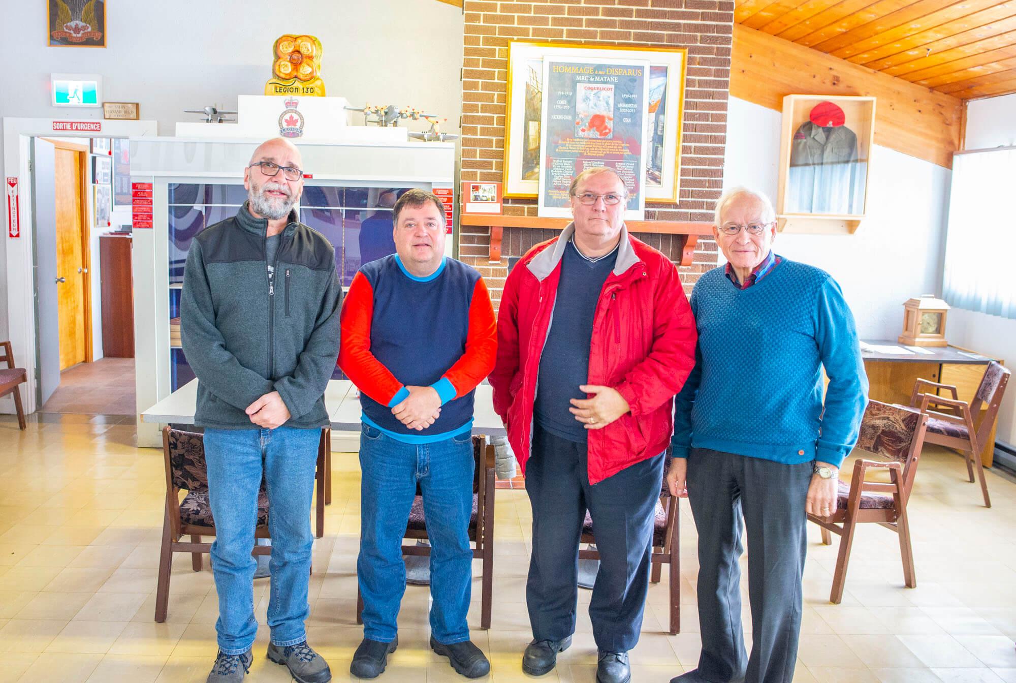 Comité de sauvegarde de l'église Saint-Jérôme de Matane