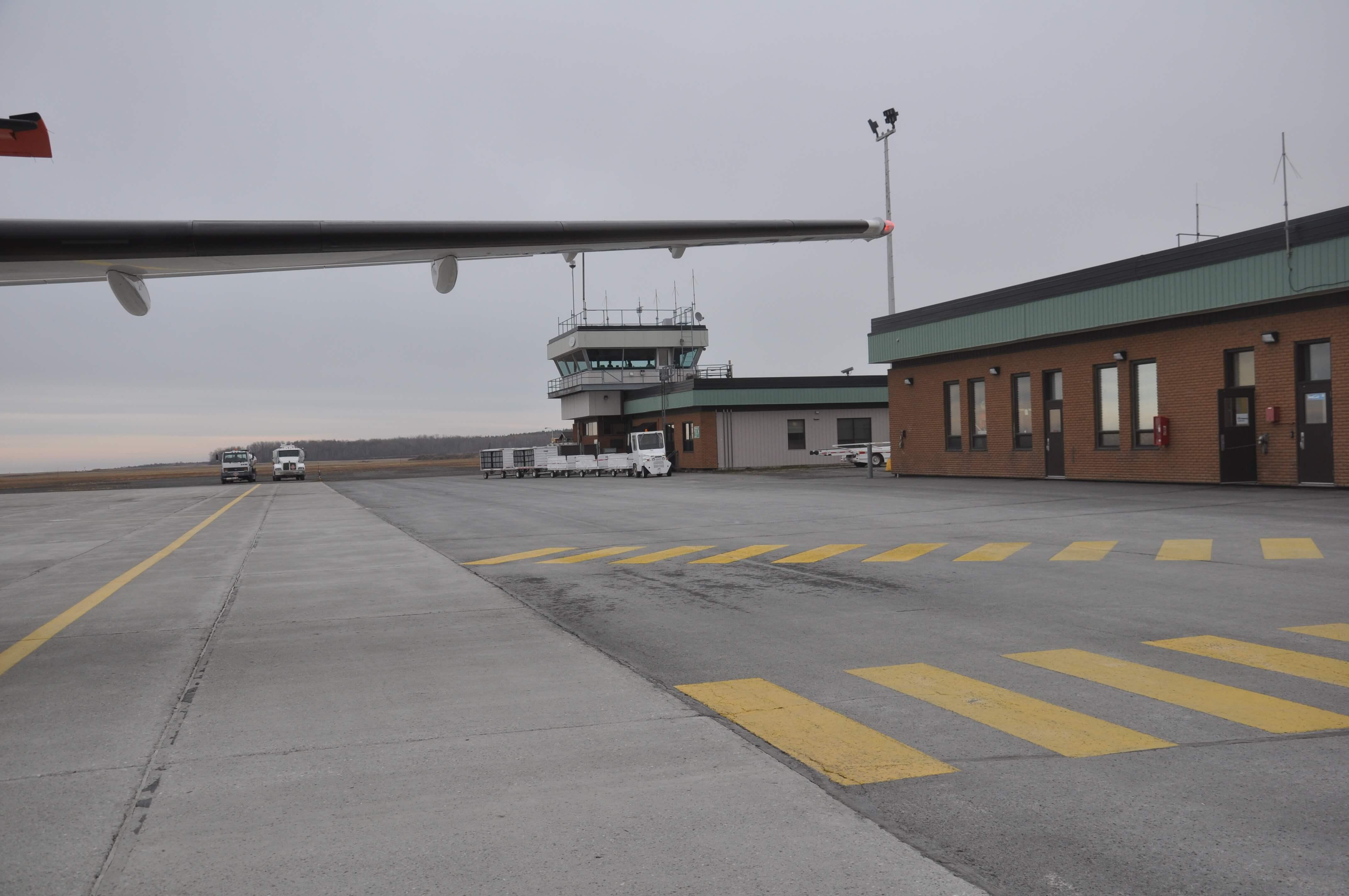 Aéroport de Mont-Joli