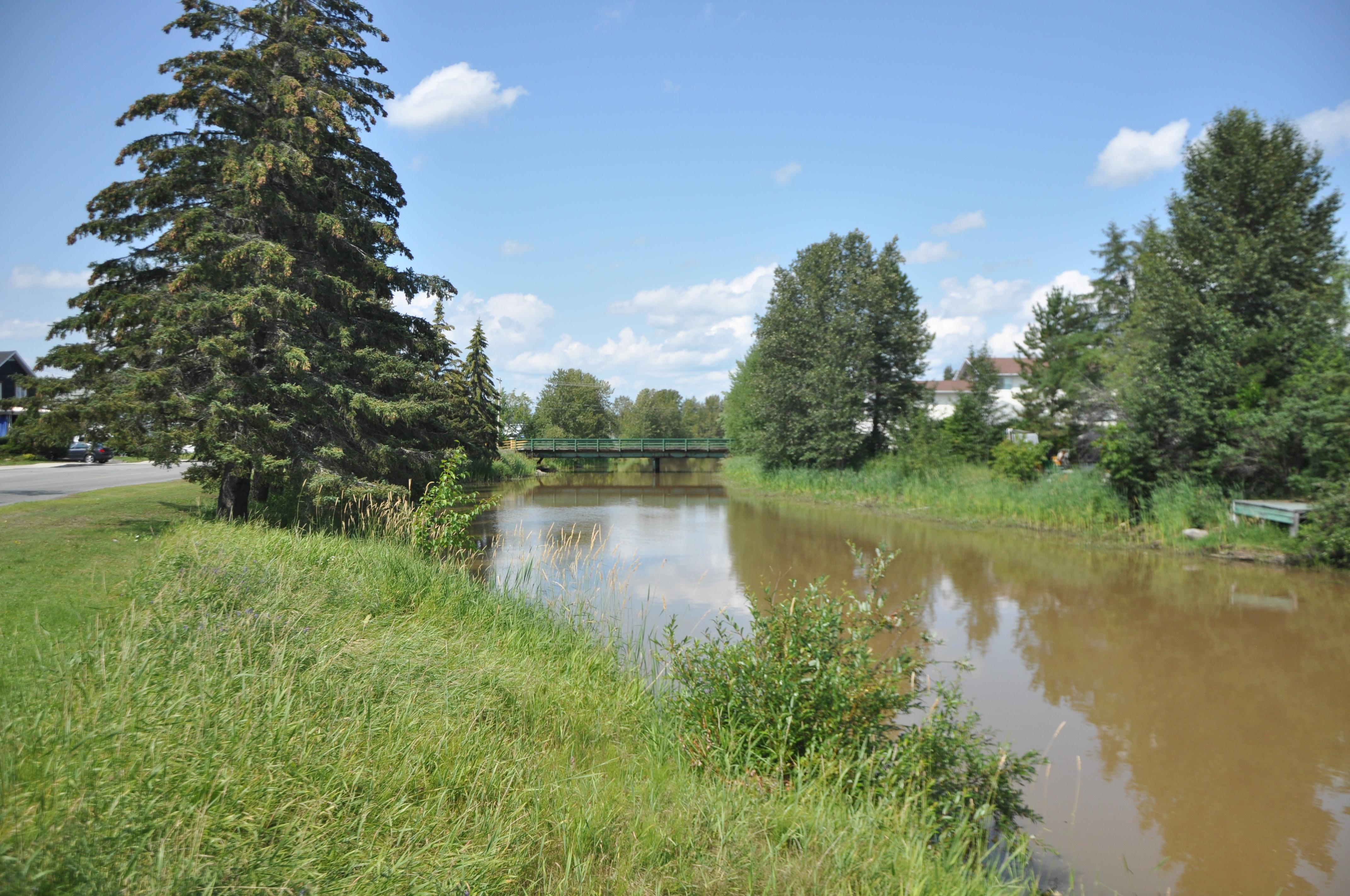 Rivière La Sarre