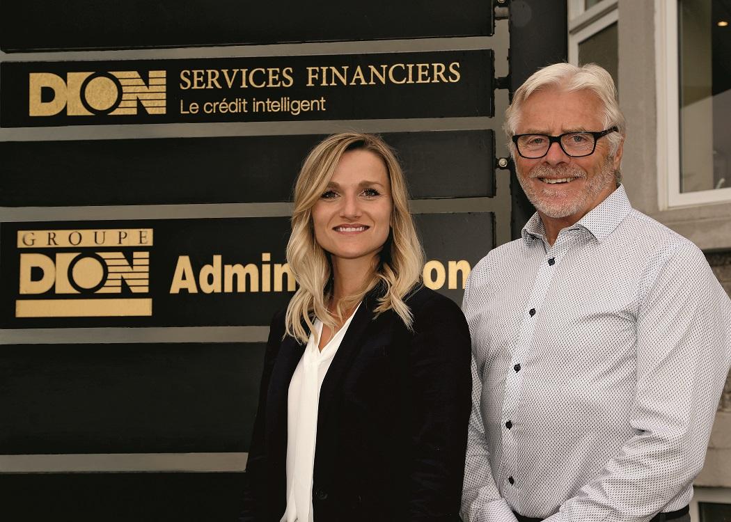 Dion Services financiers