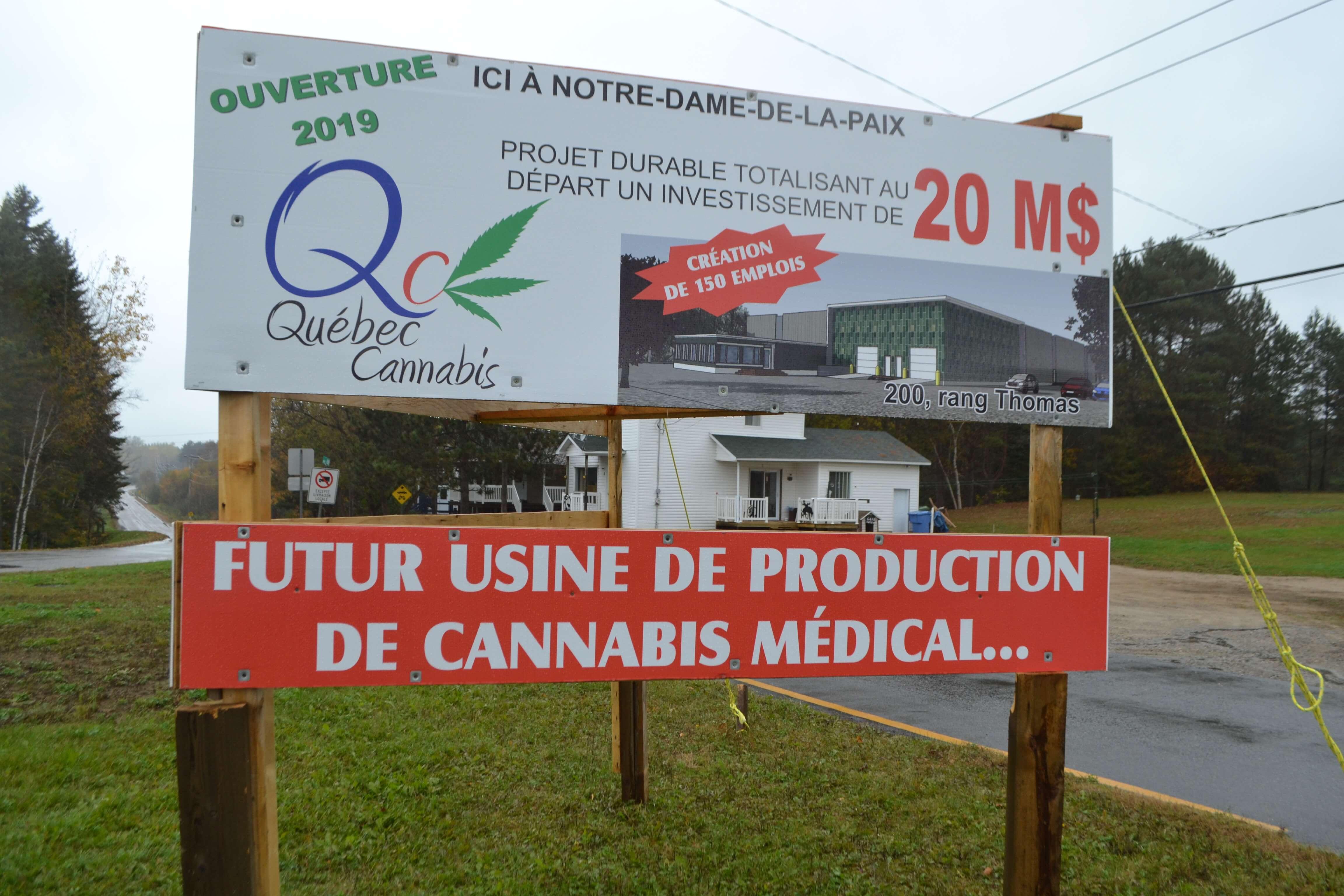 Québec Cannabis