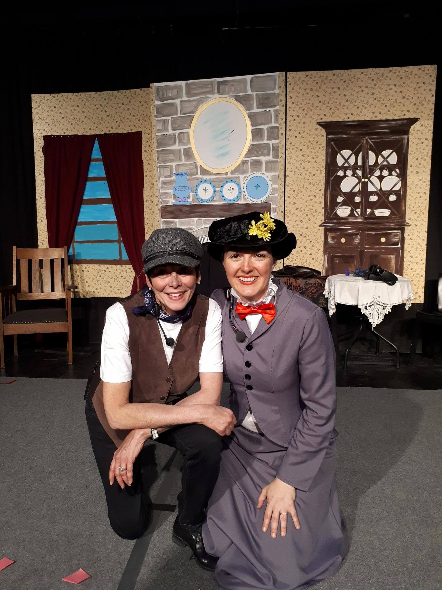 Pièce de théâtre Mary Poppins