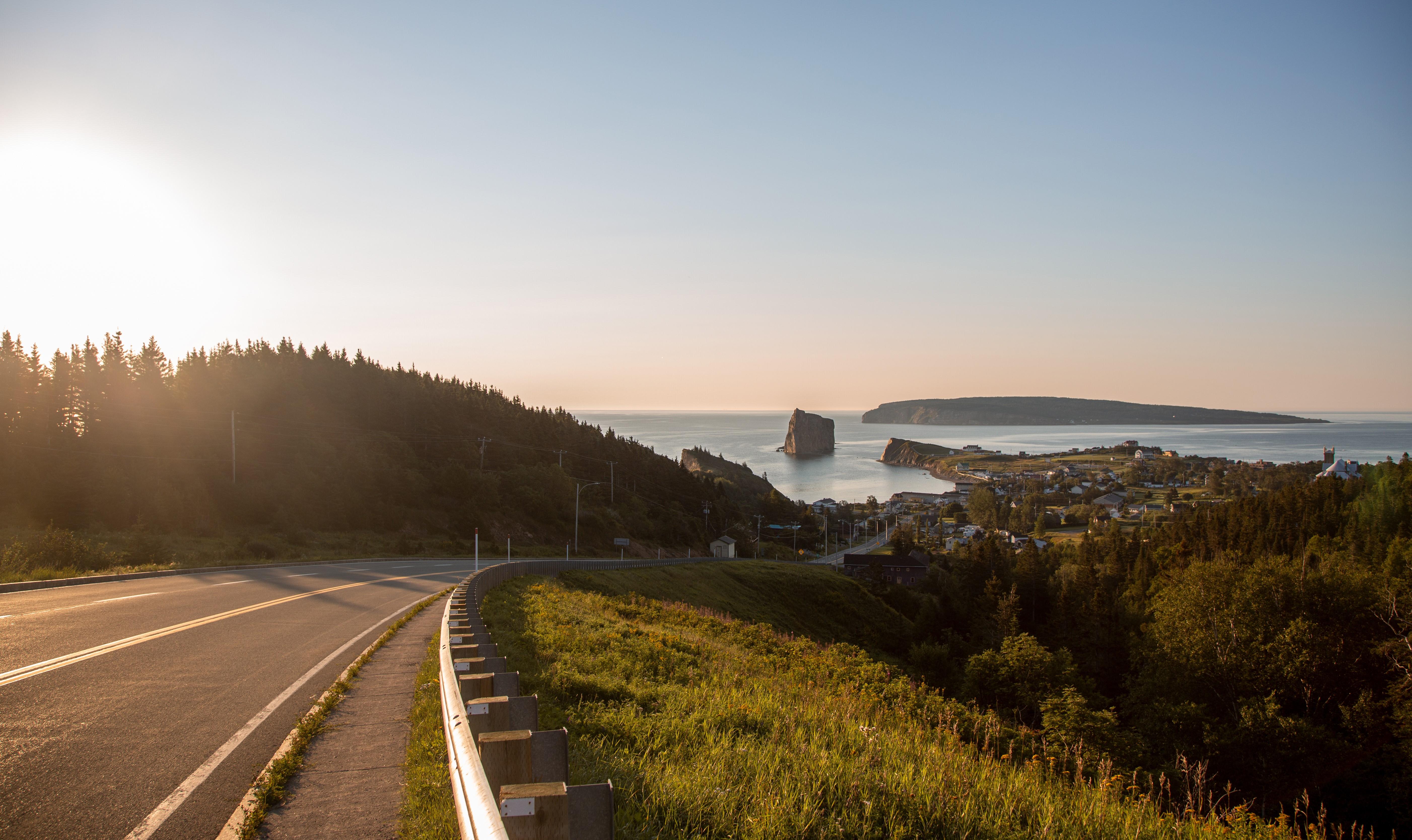 Percé Gaspésie Tourisme