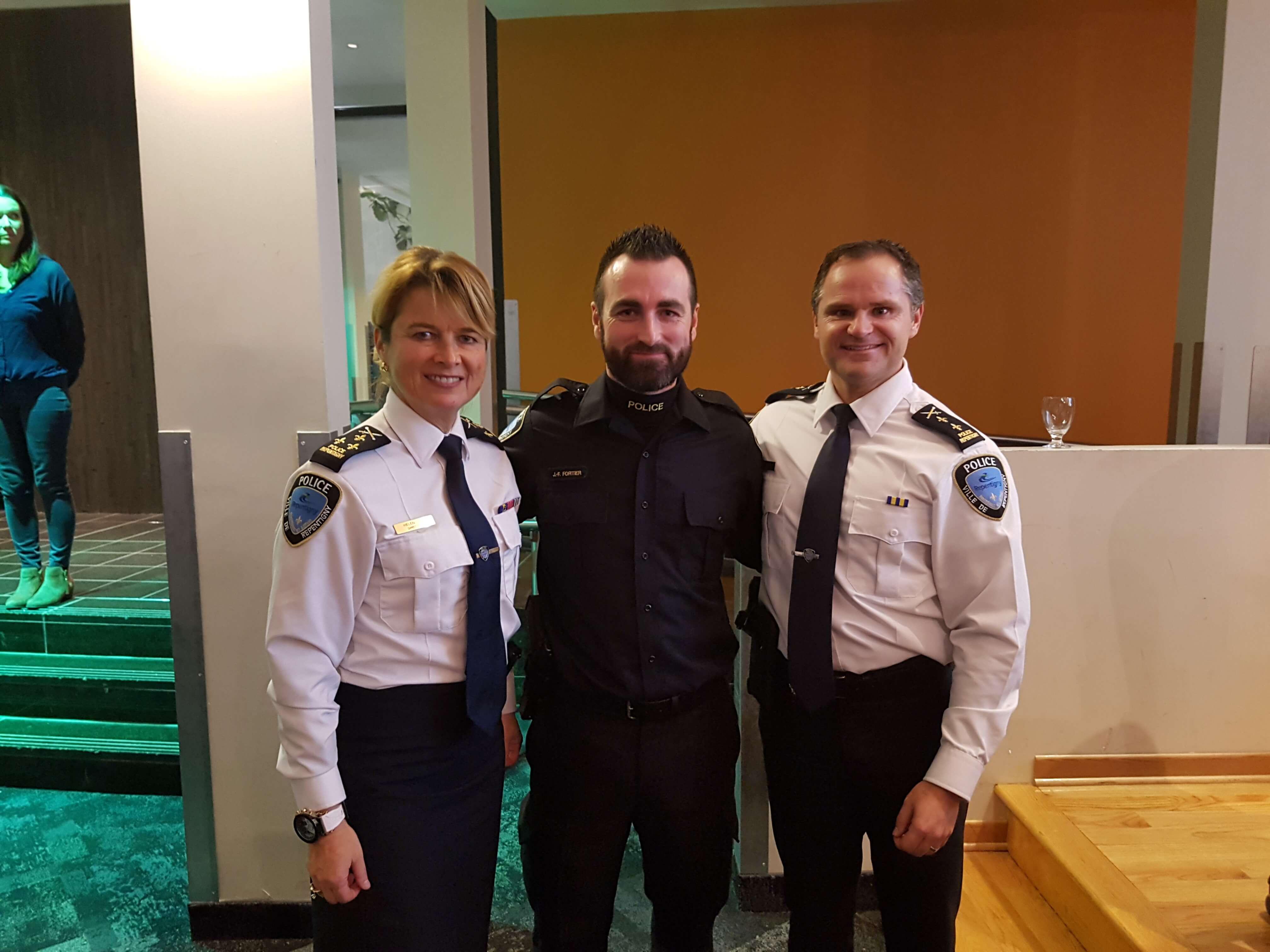 Repentigny nomme un policier dédié aux communautés culturelles