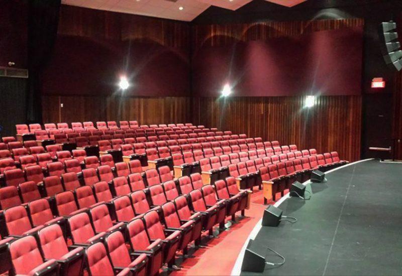 Salle Jean-Cossette