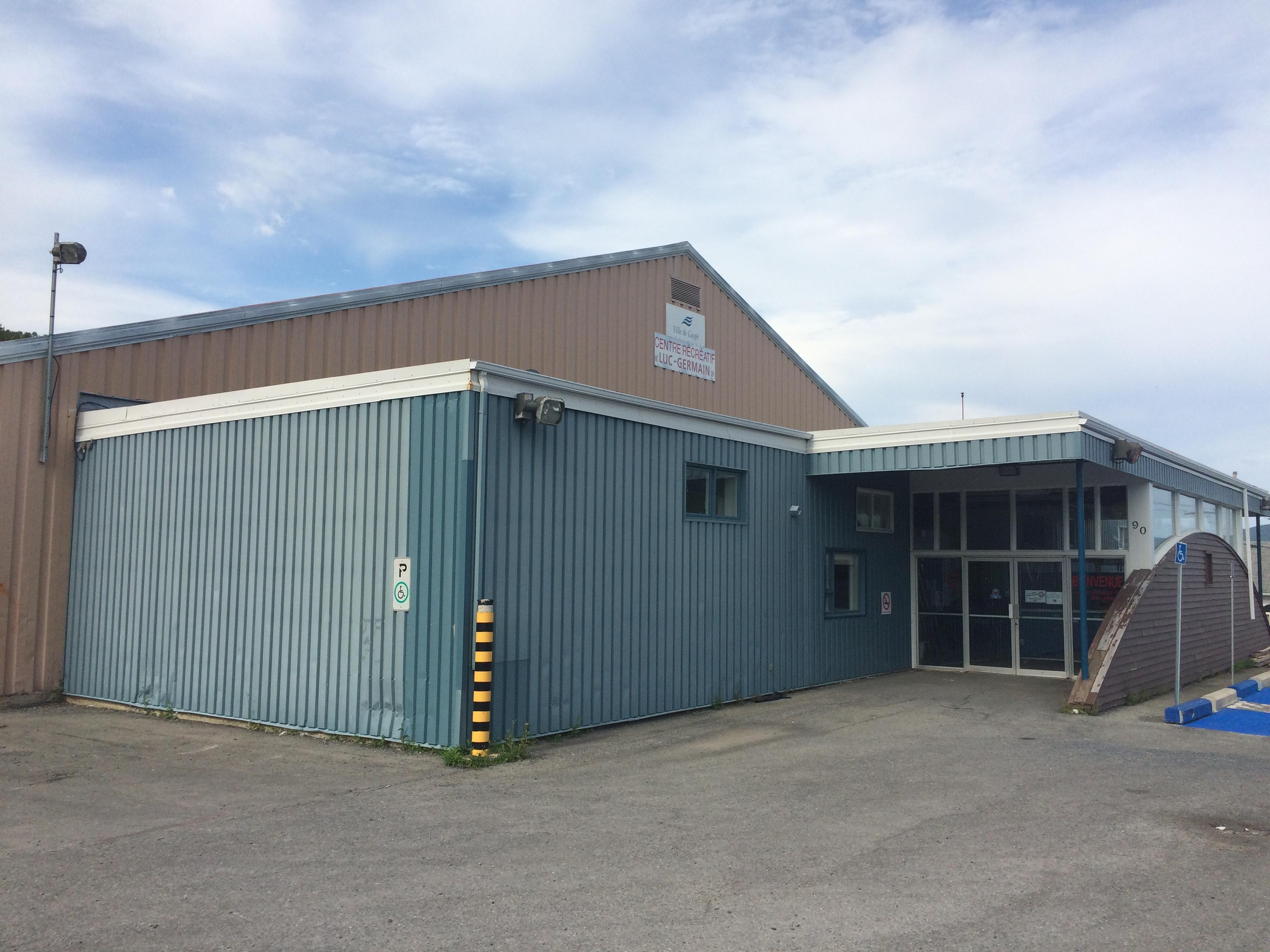 Aréna Gaspé