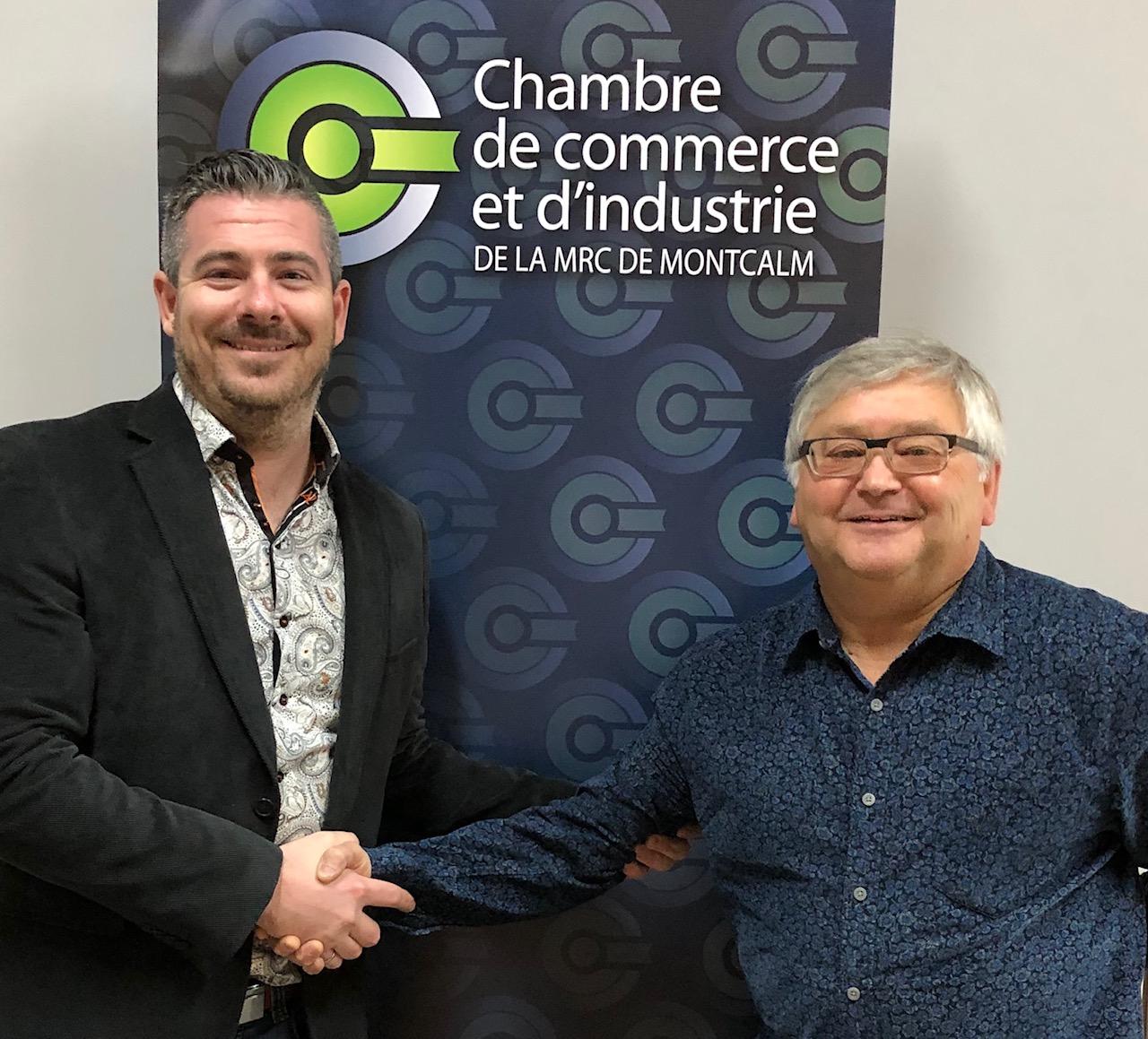 CCI Montcalm Jean-Philippe Lemire Gaston Lapointe