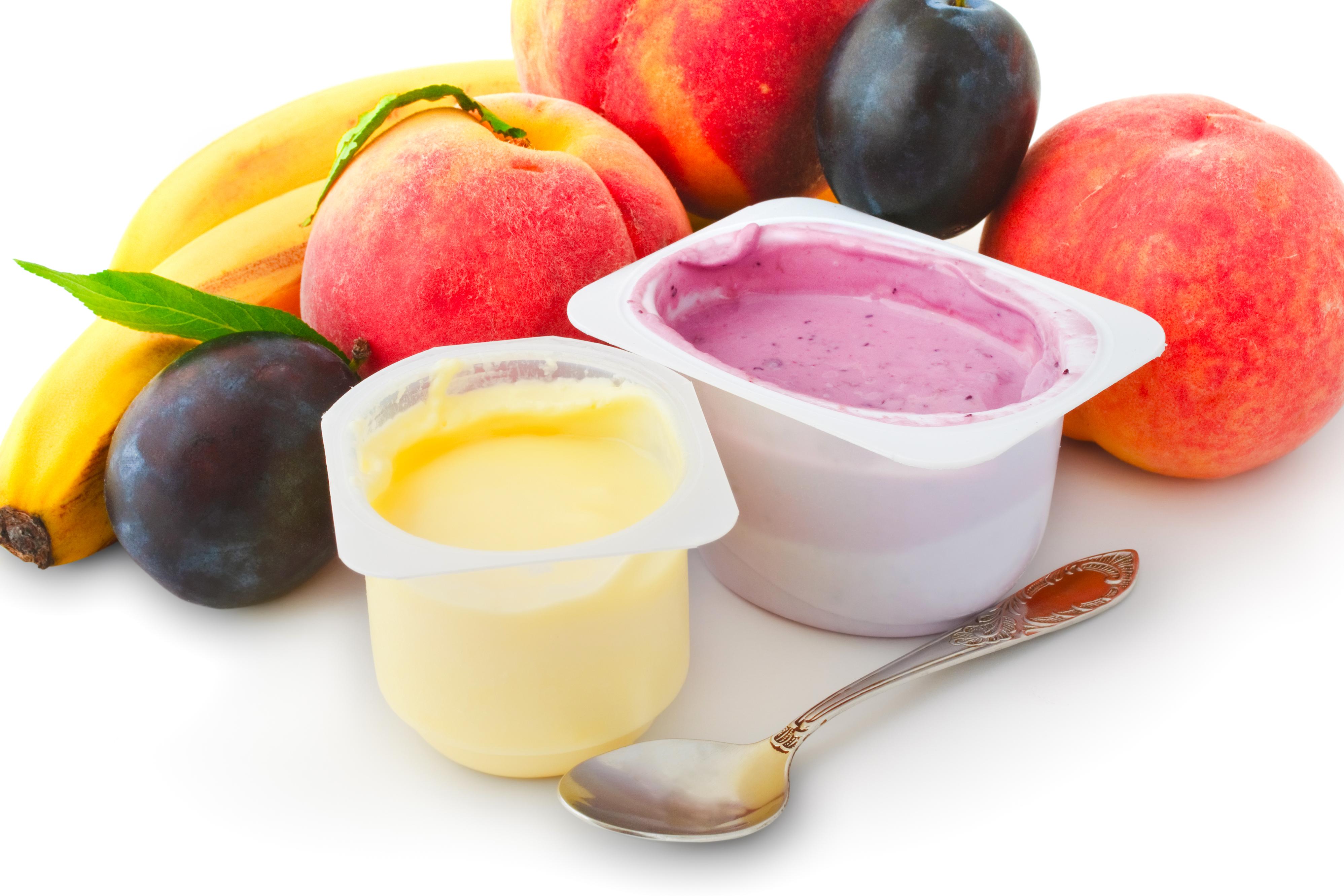 yogourt fruit