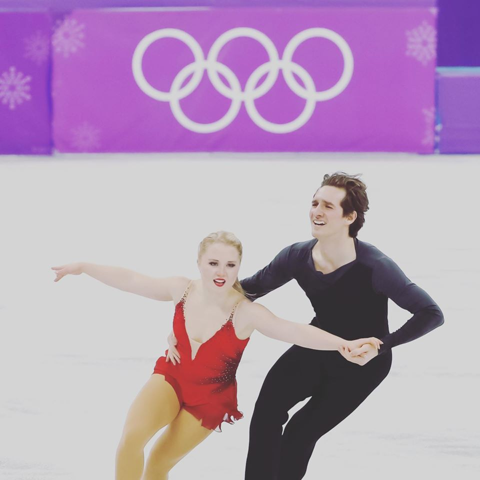 Le rêve olympique de Charlie Bilodeau de Trois-Pistoles, lors des Jeux olympiques de Pyeongchang en 2018.