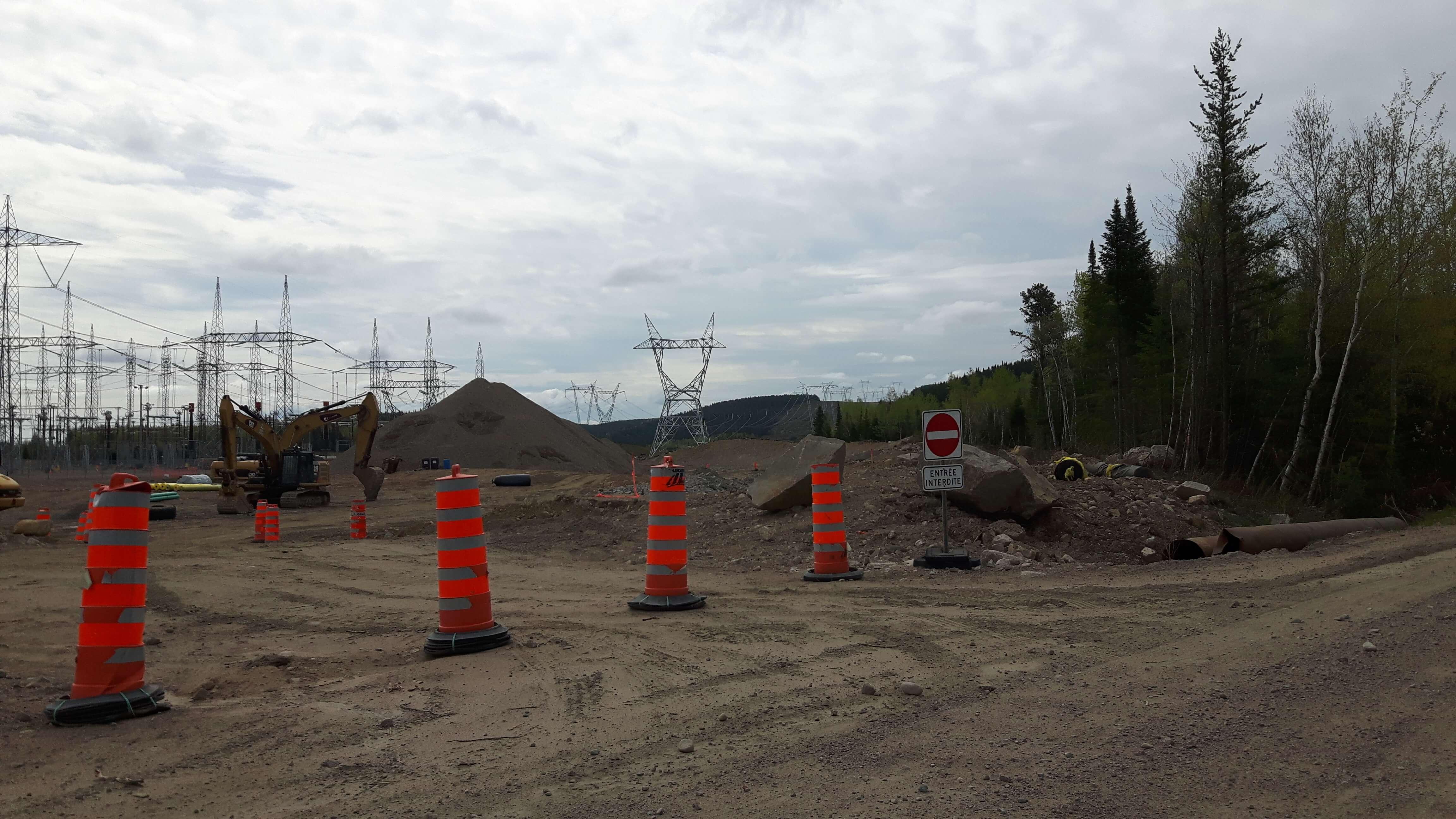 La ligne Chamouchouane-Bout-de-l'Île doit relier le Lac-Saint-Jean (photo) à la boucle métropolitaine où la demande d'électricité est en croissance.