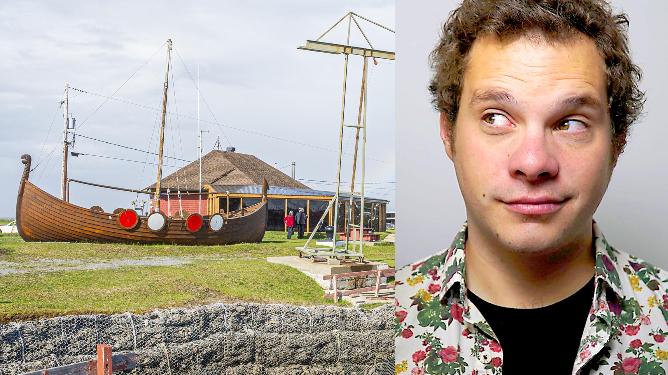Jérôme Casabon club de yacht de Matane marina
