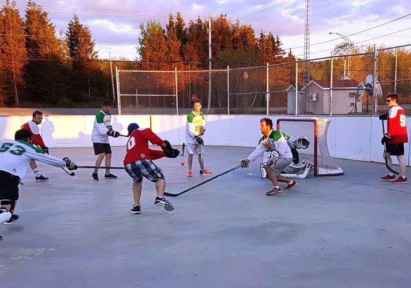 Urgent besoin de joueurs dans la ligue de dekhockey de Baie-des-Sables