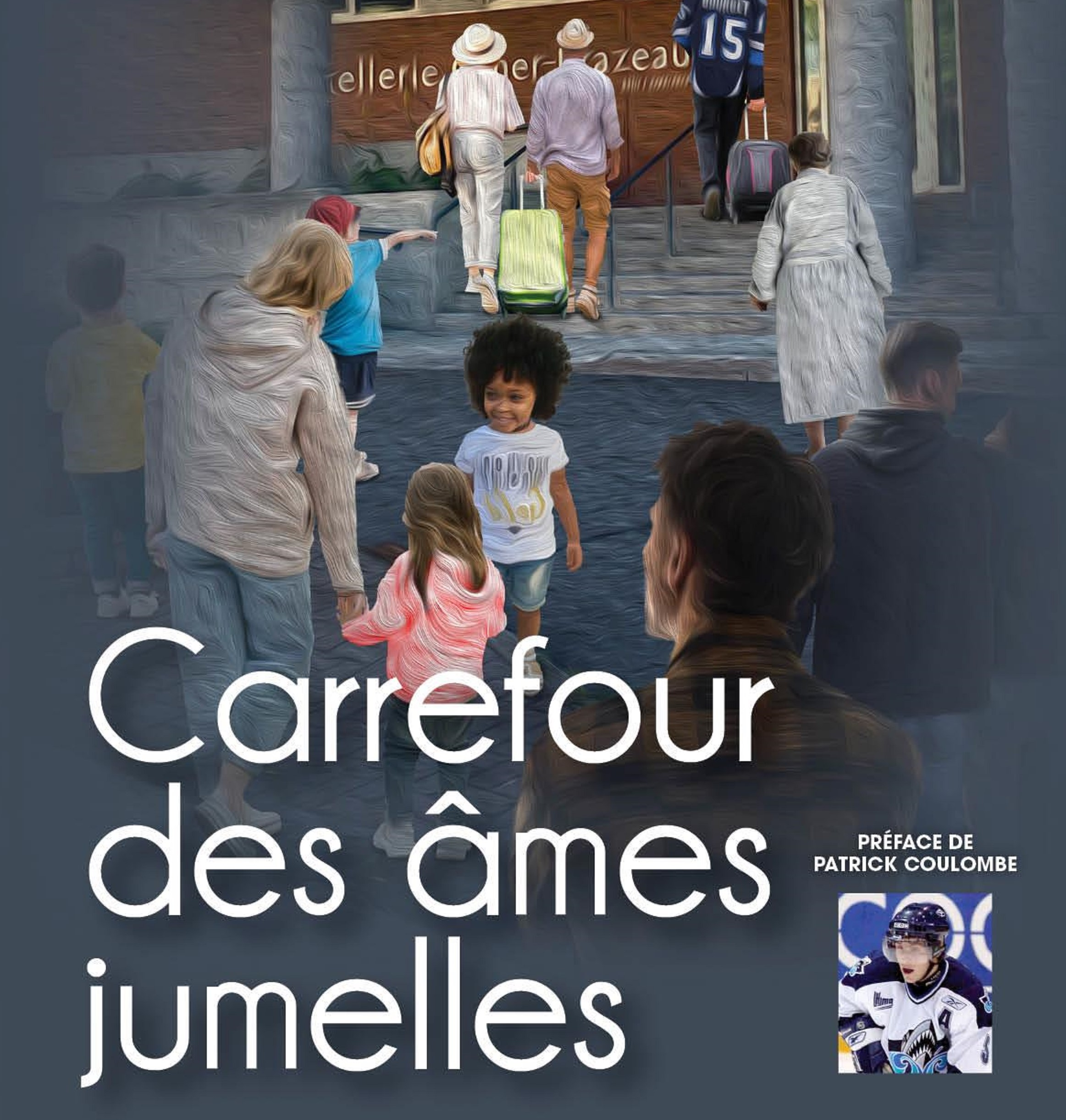 Les auteurs Réjean Pigeon et Gaétan Bérubé s'engagent à remettre à l'Association du cancer de l'Est du Québec 50 % des redevances d'auteur qu'ils percevront sur la vente de cet ouvrage.