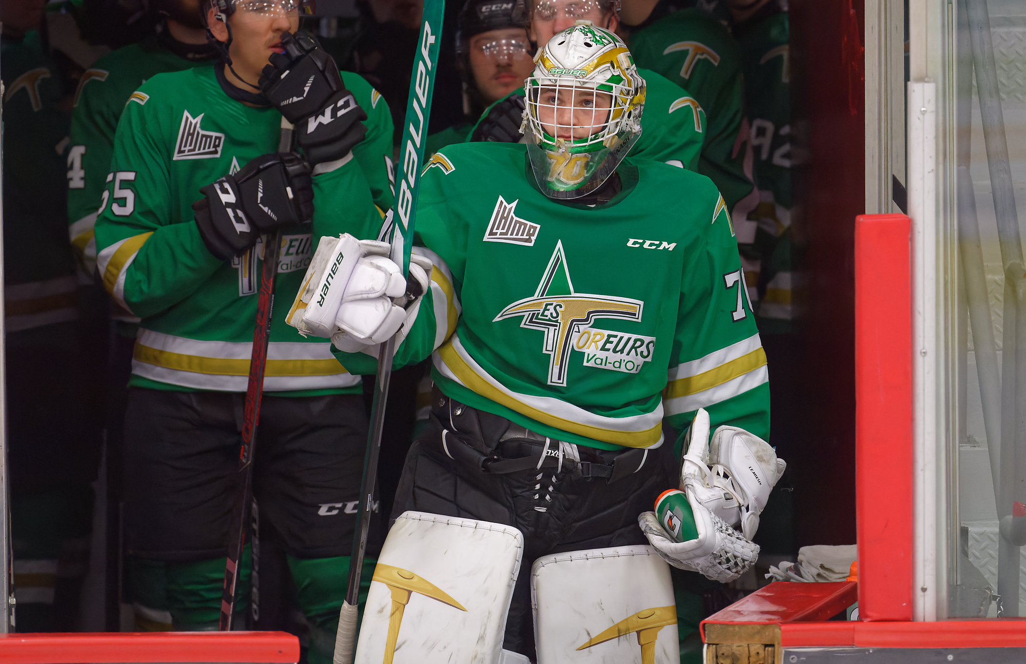 Jonathan Lemieux - Foreurs Val-d'Or
