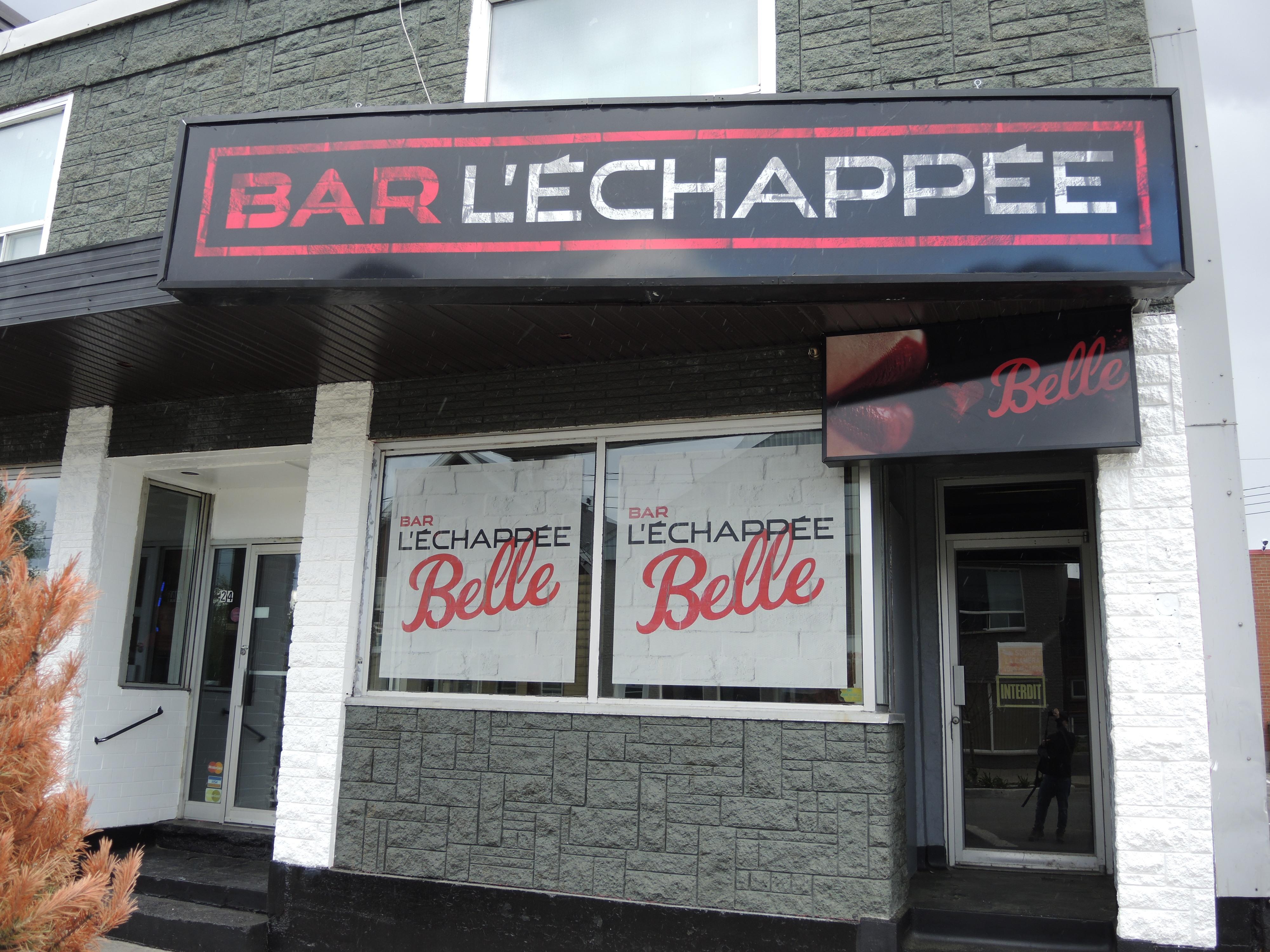 Bar L'Échappée Belle