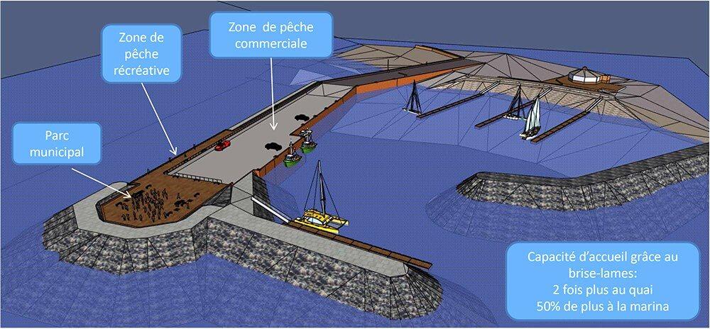 Carleton quai plan