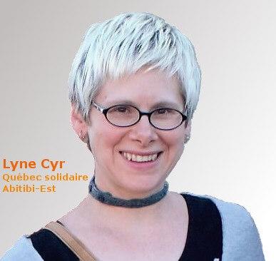 Lyne Cyr