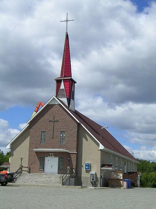 La municipalité acquiert l'église de Destor pour 1 $