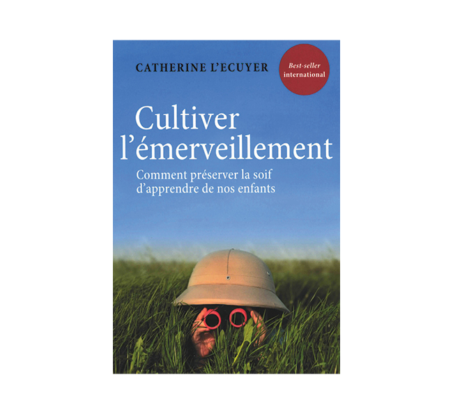 Livre Cultiver l'émerveillement